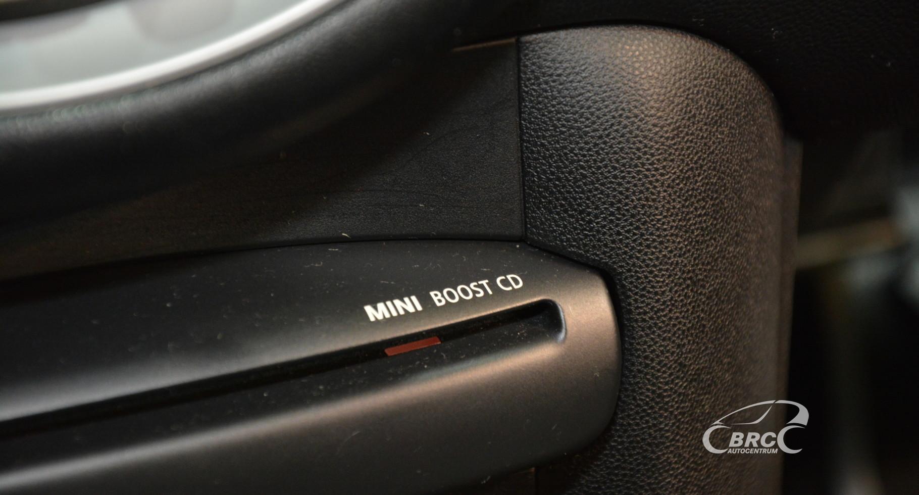Mini Cooper S Coupe SD