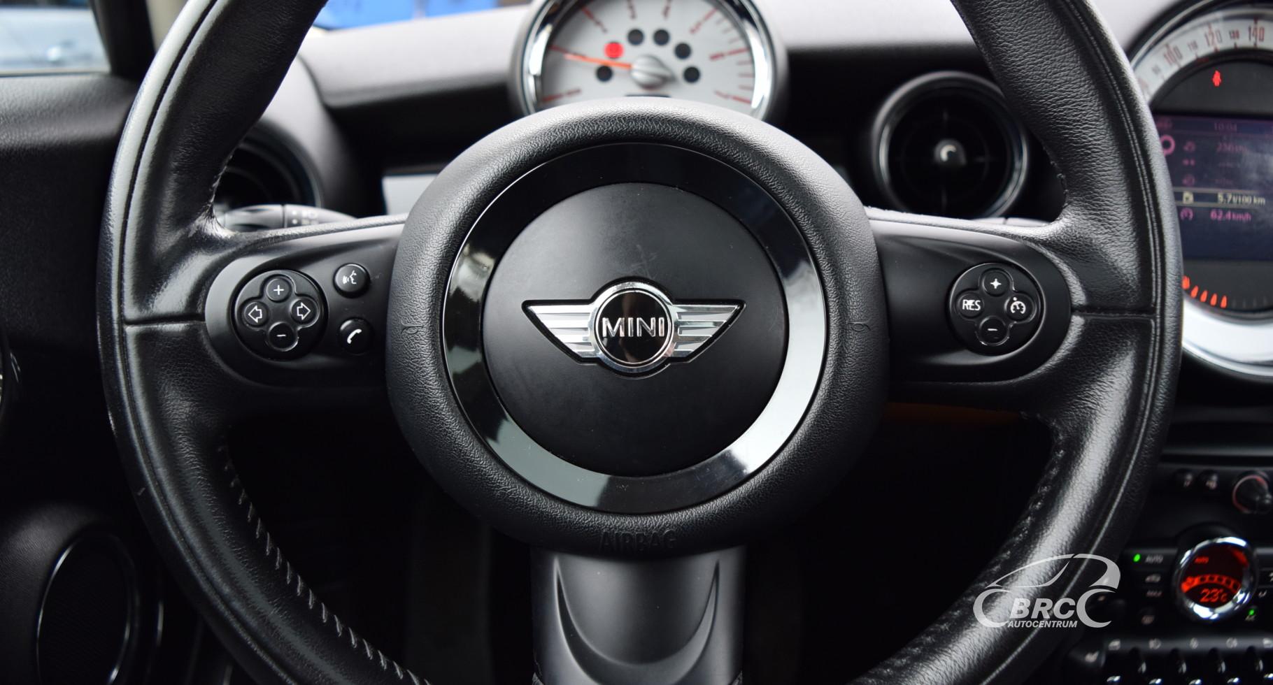Mini Cooper D Clubman M/T