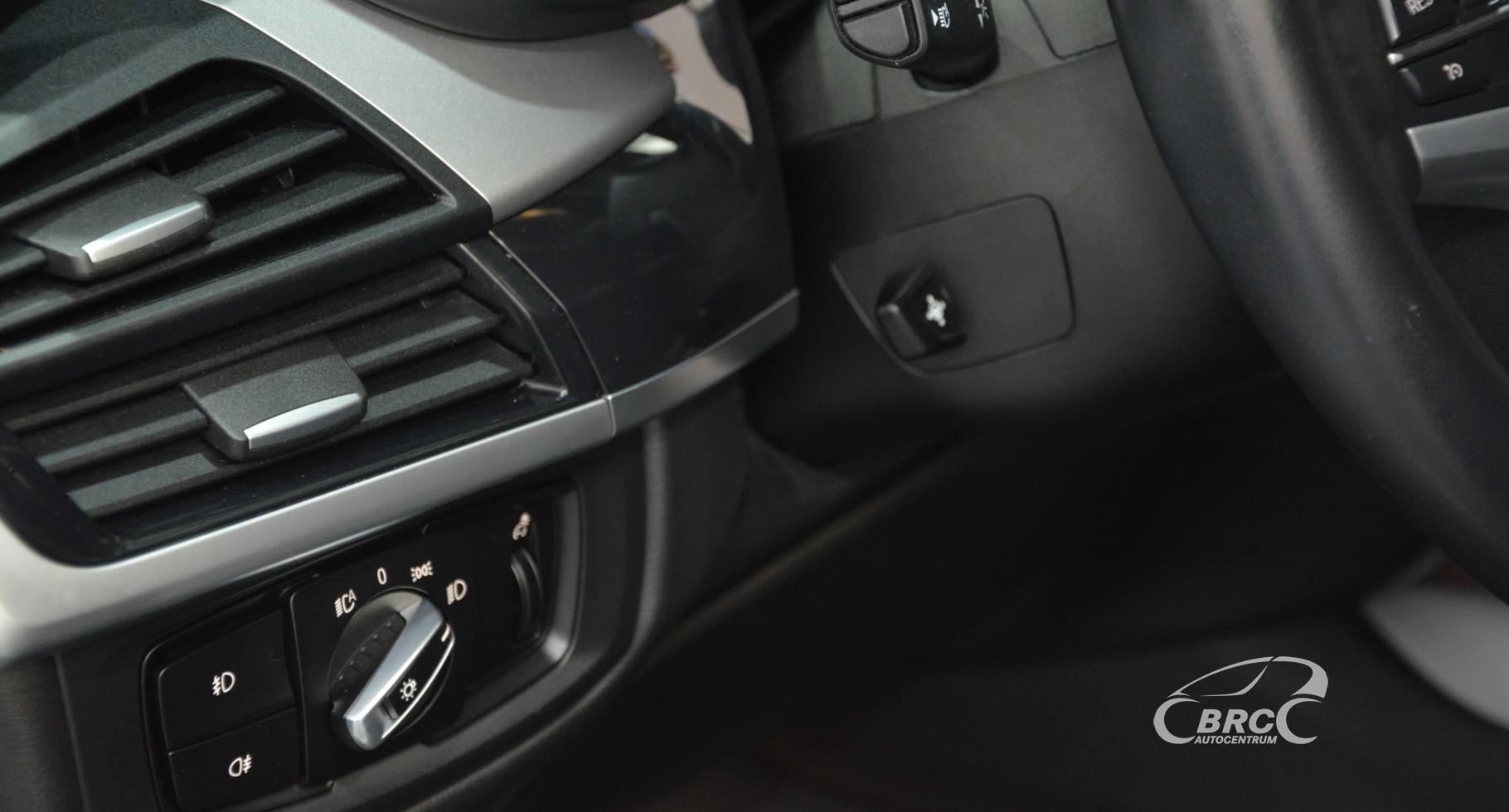 BMW X5 xDrive40d Automatas