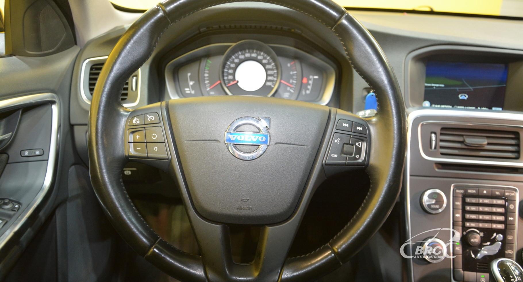 Volvo V60 D3 Automatas