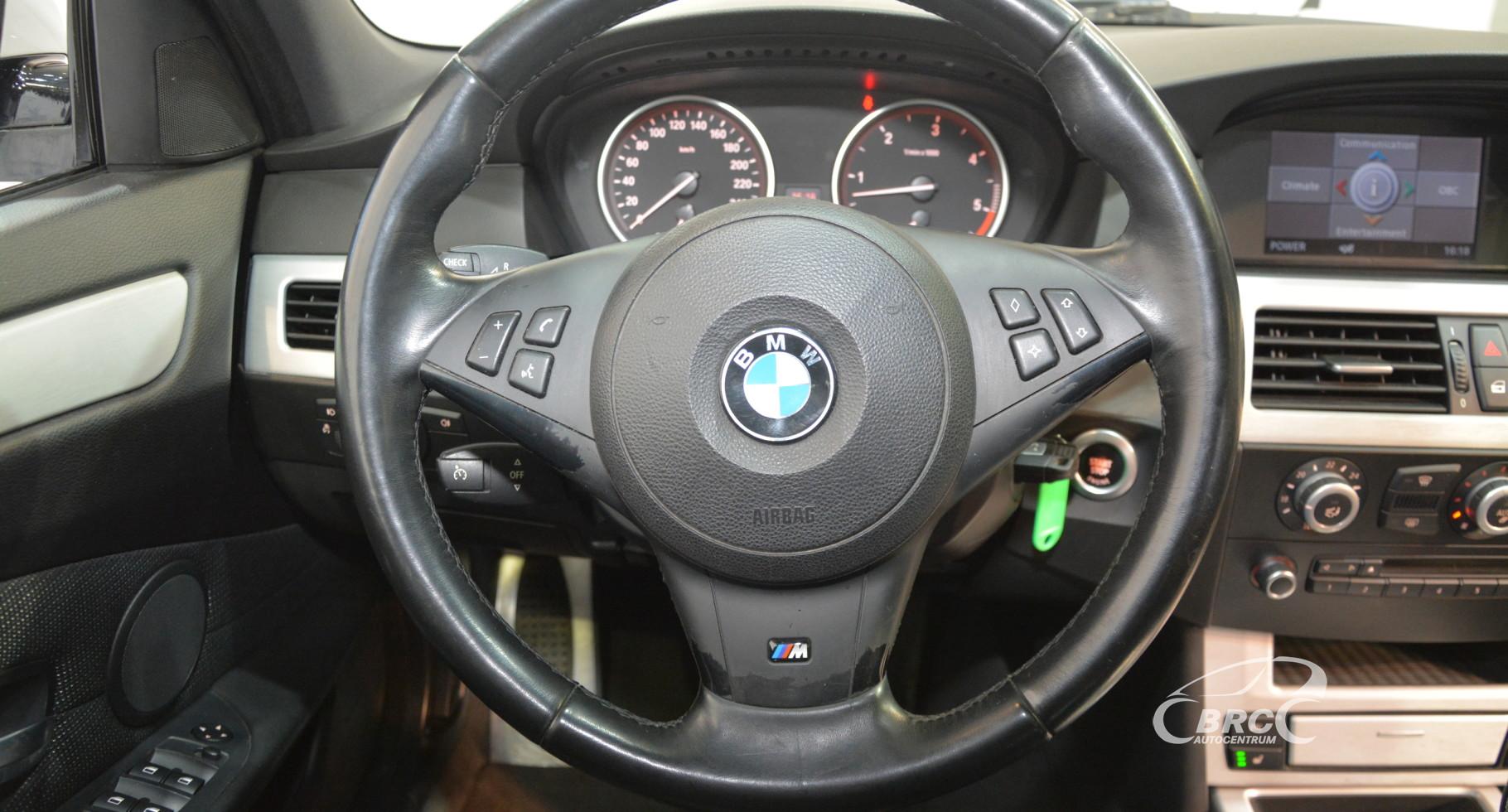 BMW 530 d M-paket Automatas