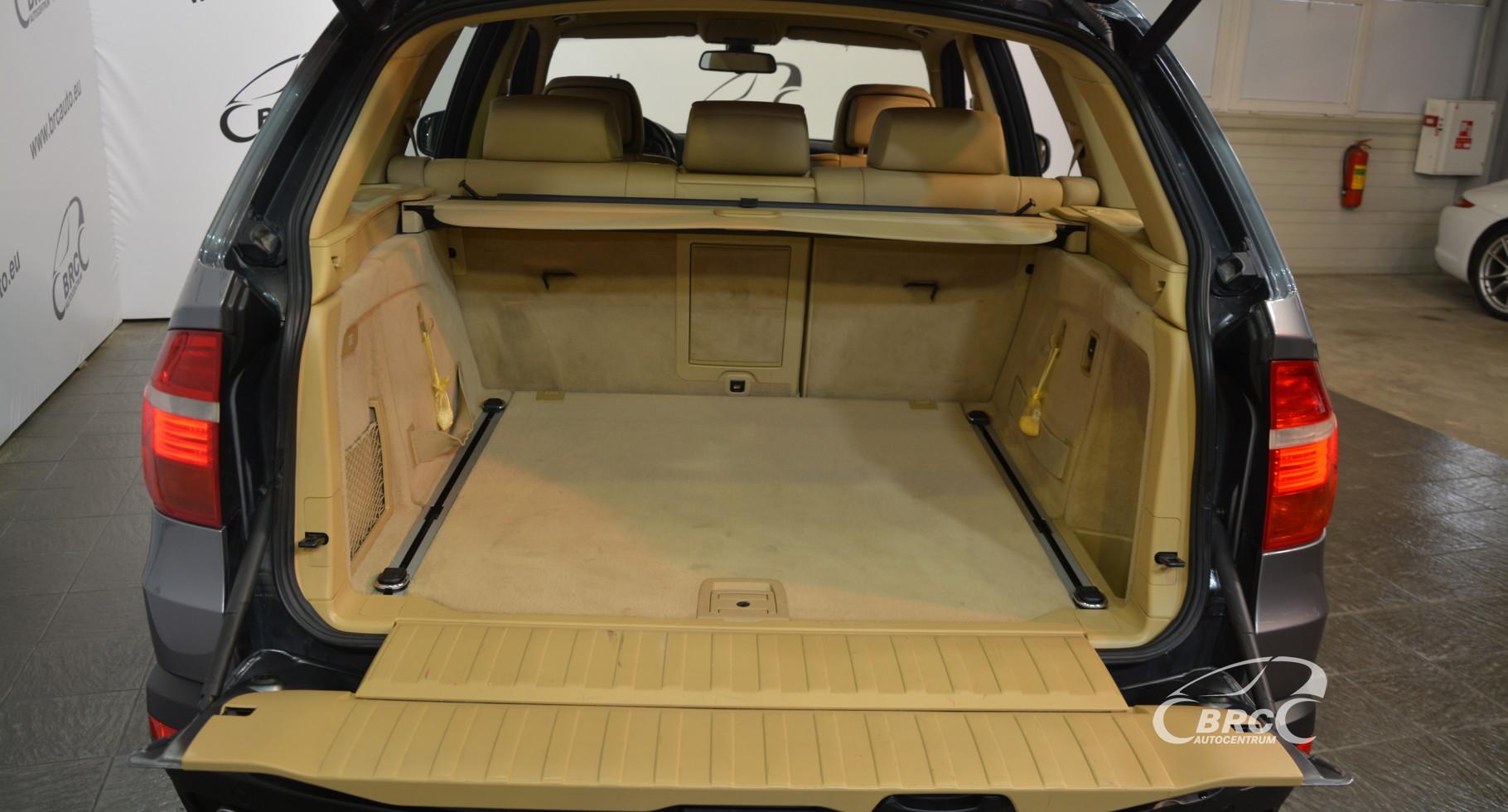 BMW X5 3.0d Automatas