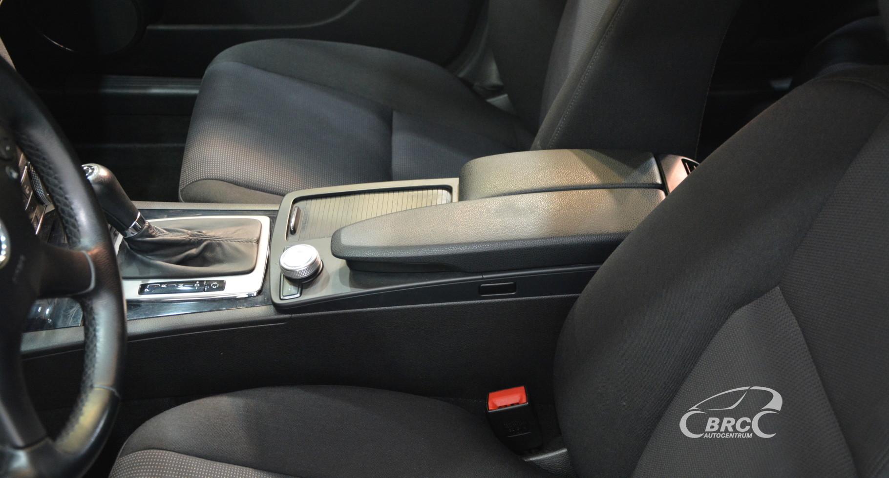 Mercedes-Benz C 250 T CDI Automatas