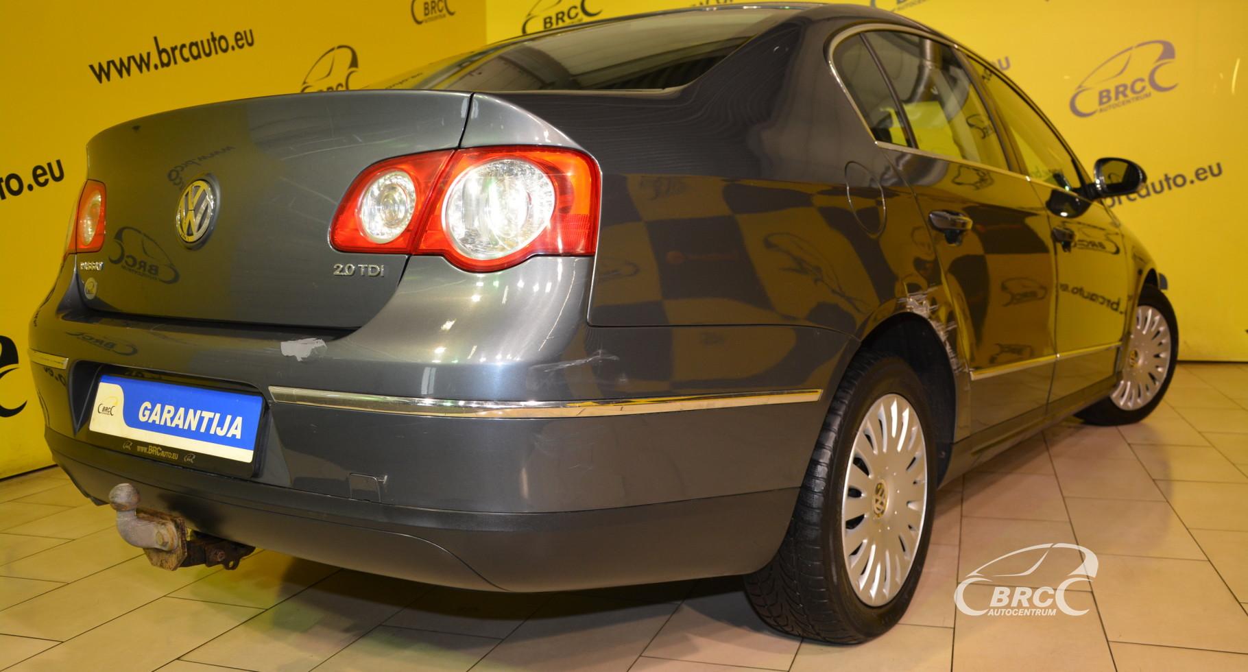 Volkswagen Passat 2.0 TDI DPF Comfortline
