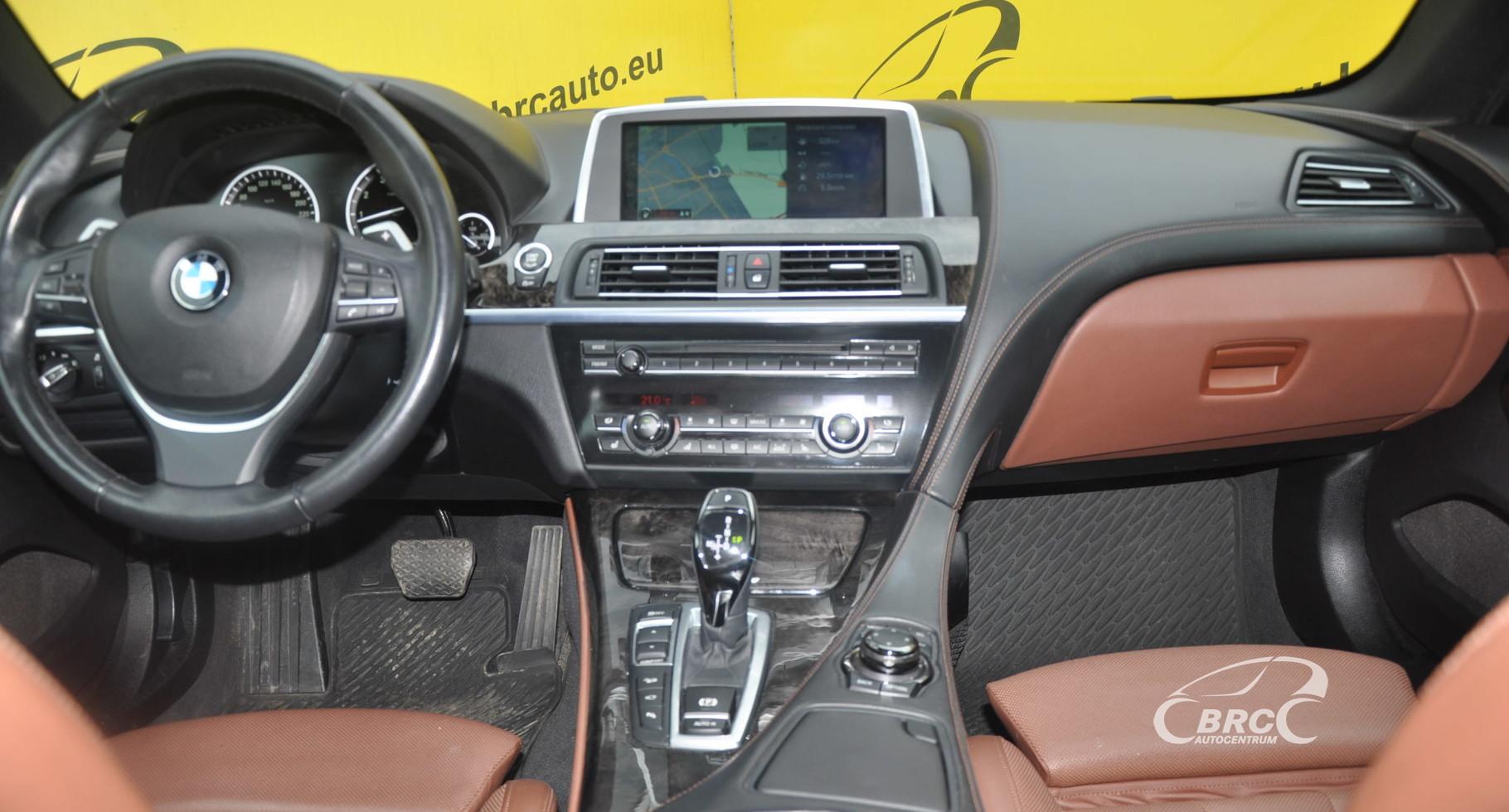 BMW 650 Gran Coupe xDrive Automatas