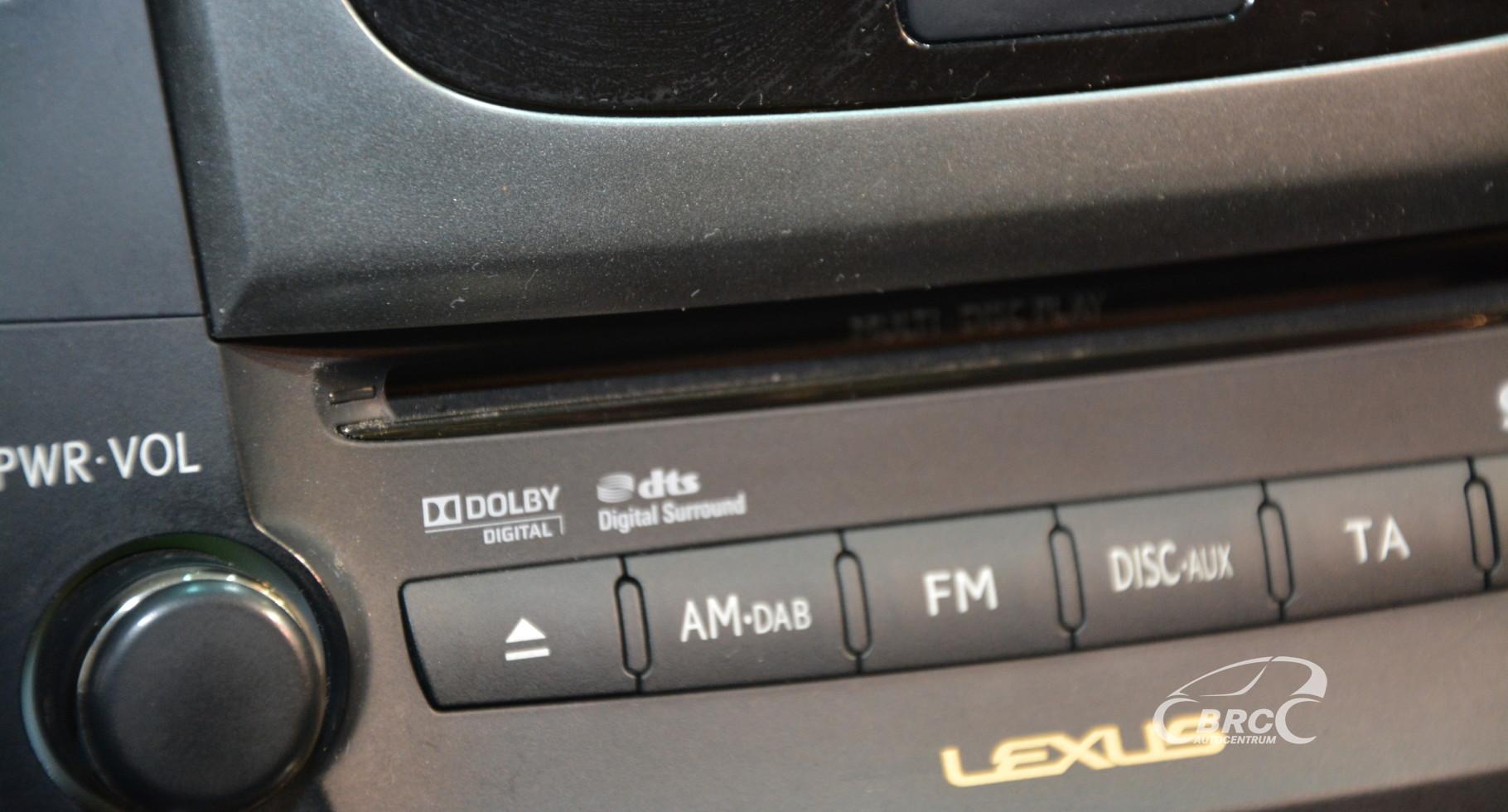 Lexus GS 450H Hybrid