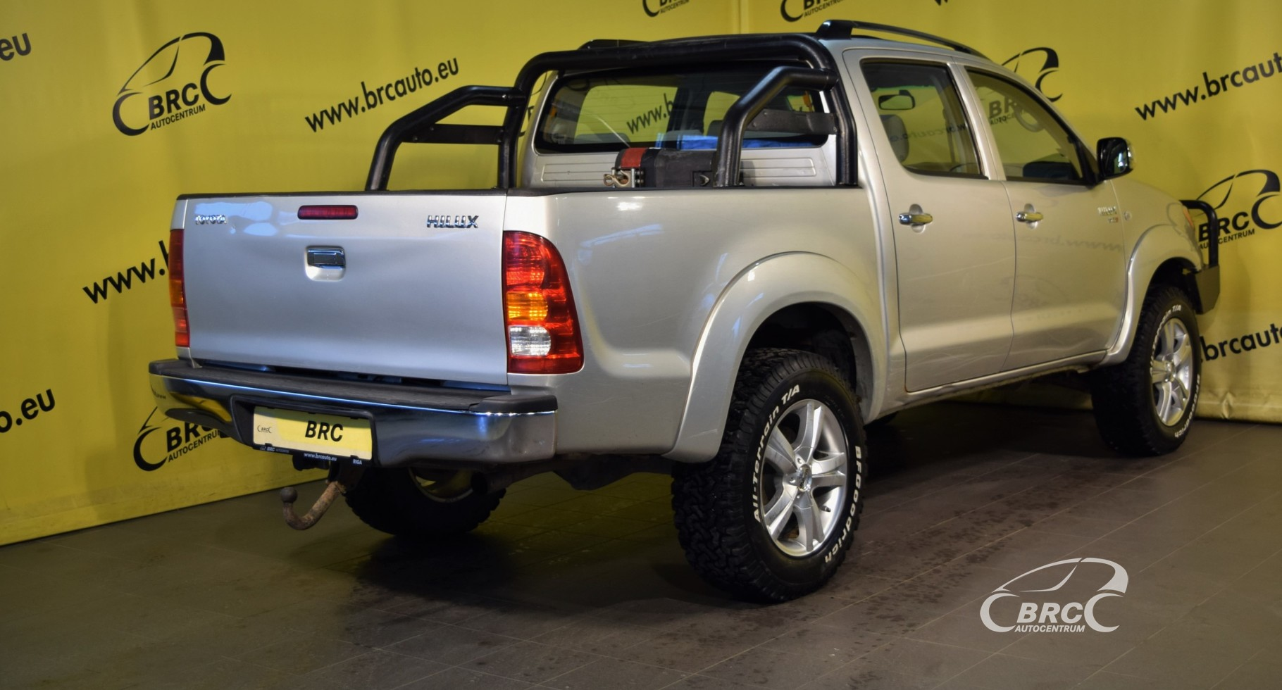 Toyota Hilux D-4D