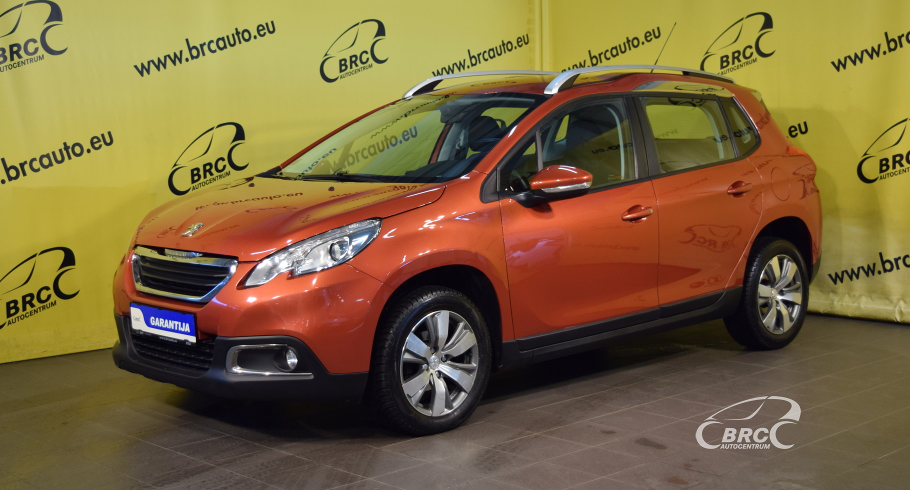 Peugeot 2008 e-HDi A/T