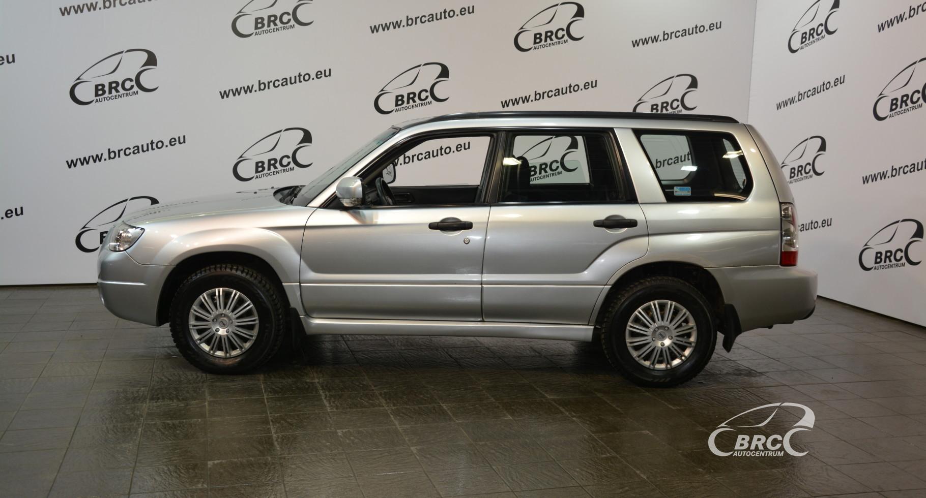 Subaru Forester 2.0i 4WD