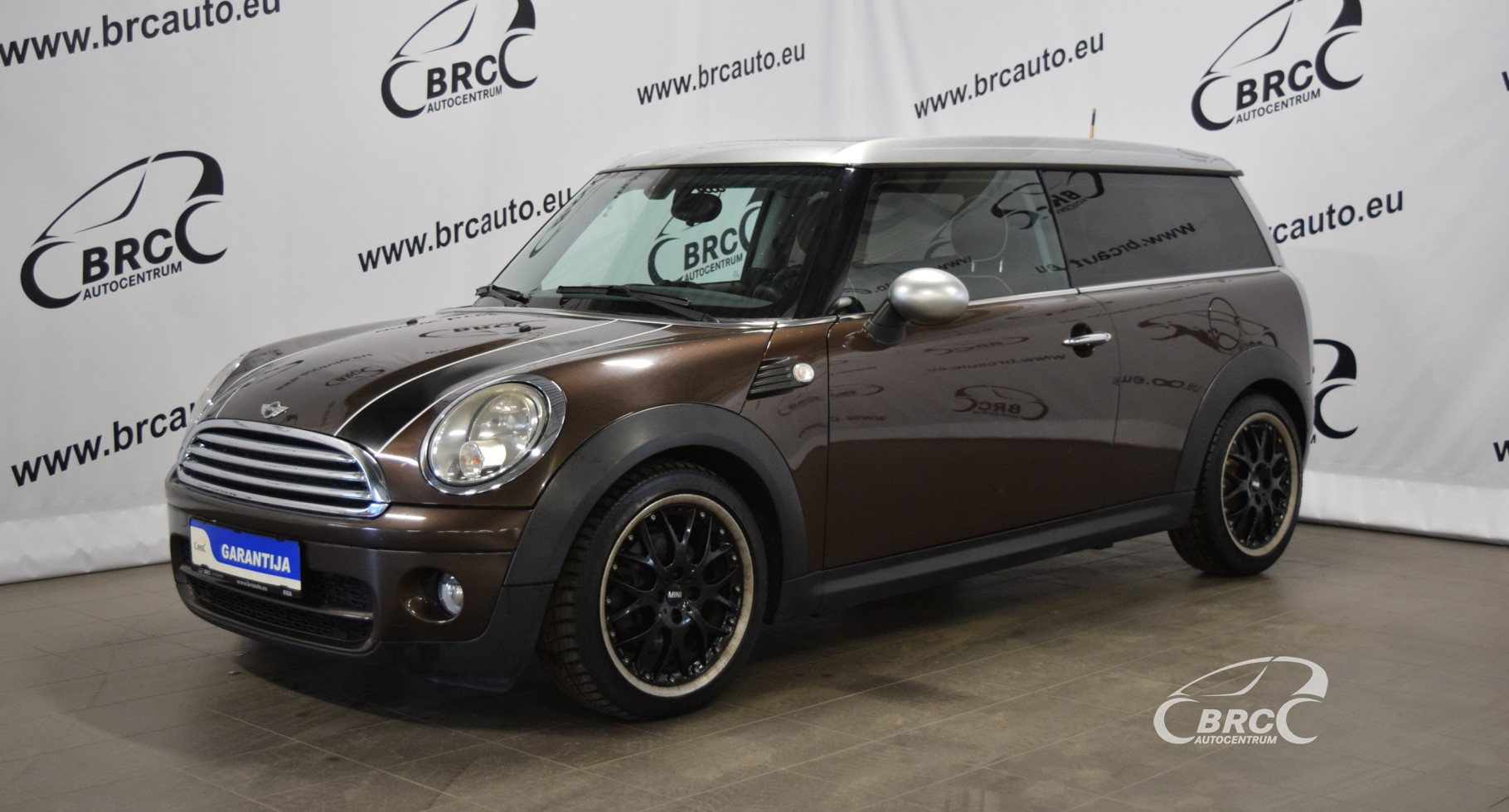 Mini Cooper Clubman D At Id 809676 Brc Autocentrum