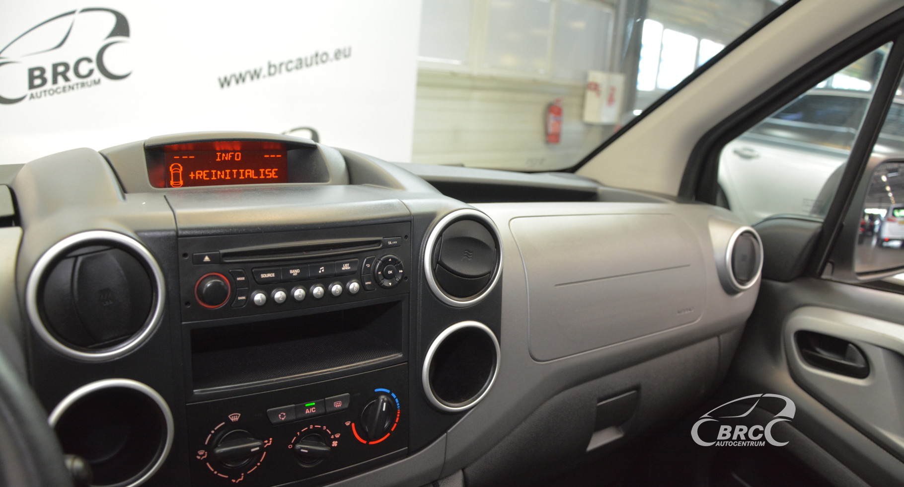 Citroen Berlingo 1.6 HDi Multispace
