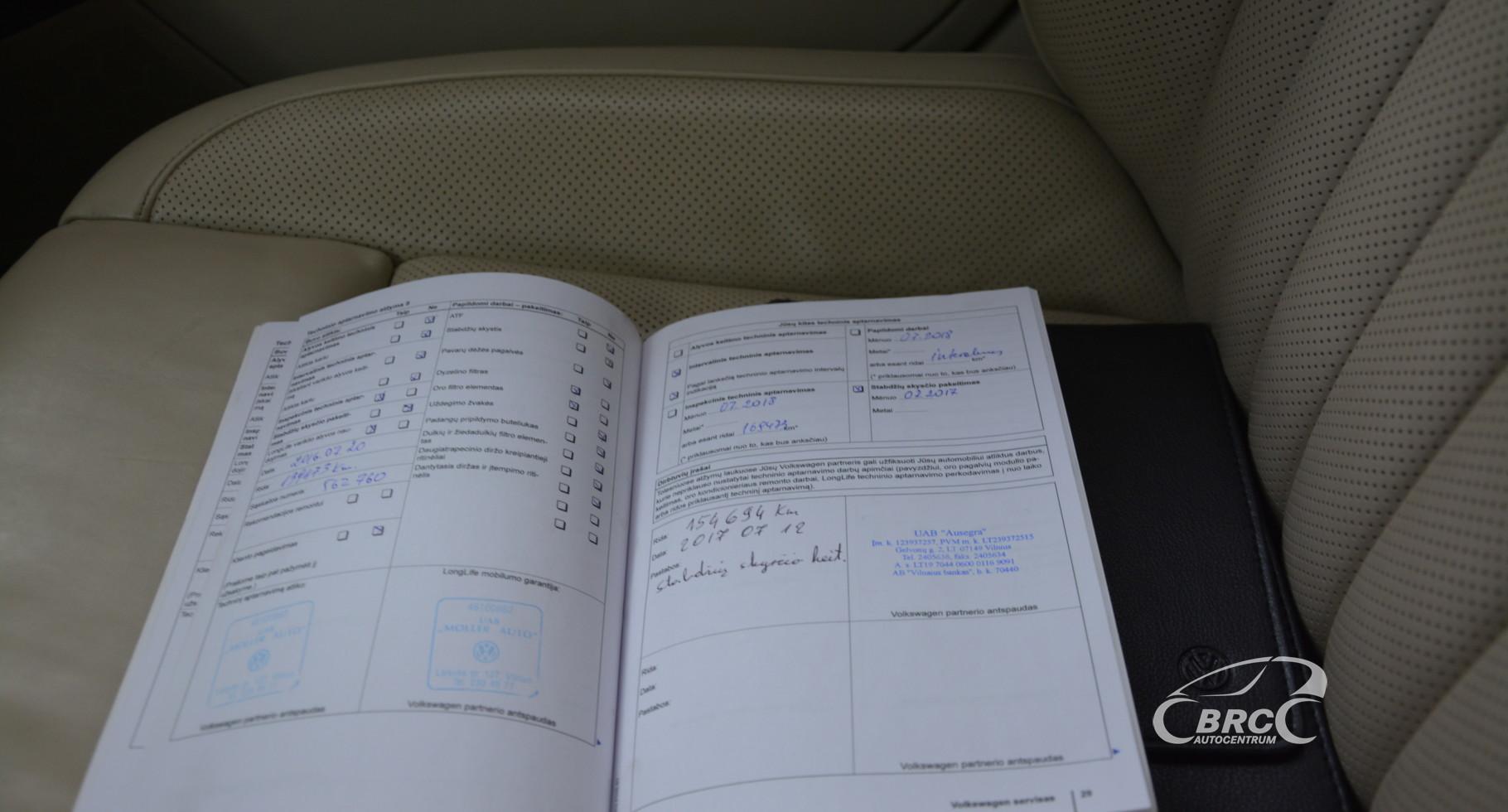 Volkswagen Phaeton 3.0 TDI V6 4Motion Automatas