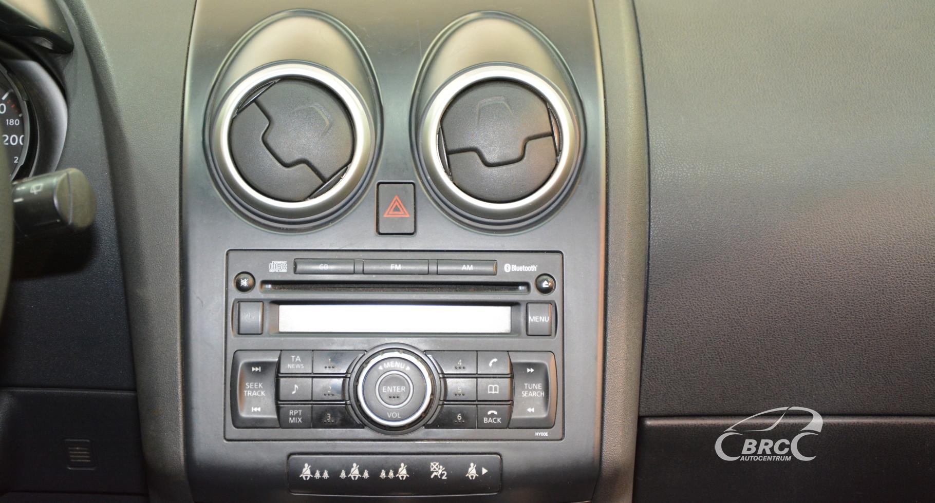 Nissan Qashqai 2.0 FWD