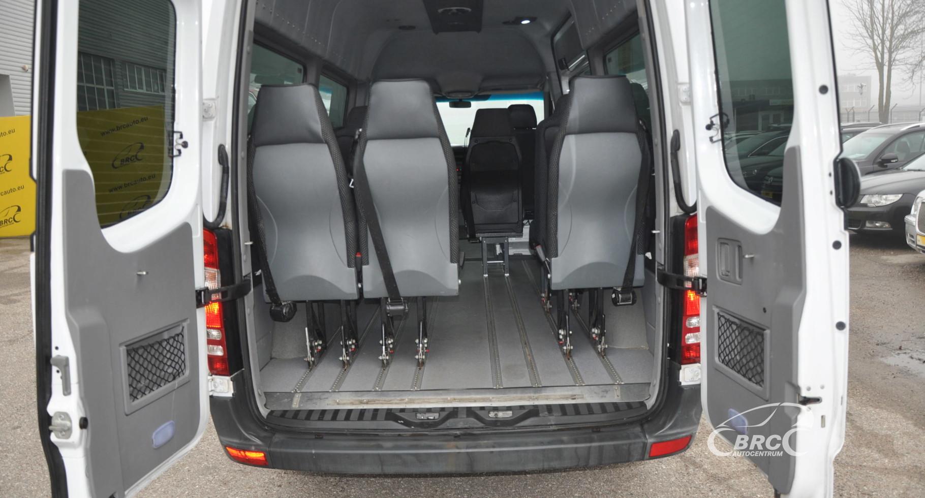 Mercedes-Benz Sprinter 315 CDI Automatas