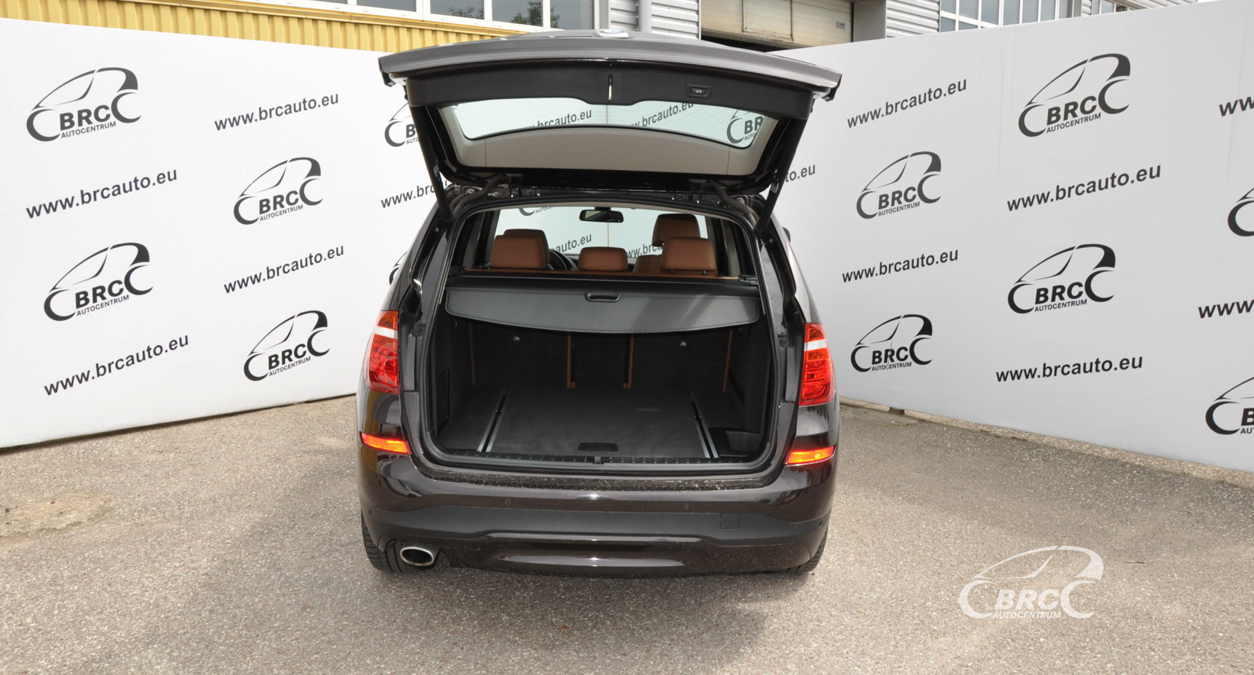 BMW X3 xDrive 20d Automatas