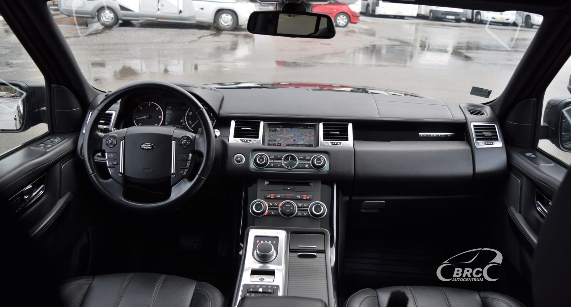 Land-Rover Range Rover Sport HSE SDV6
