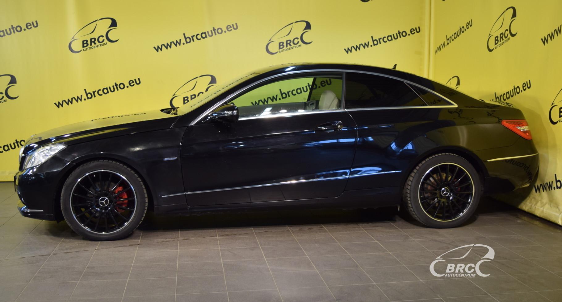 Mercedes-Benz E 250 CGI BlueEfficiency