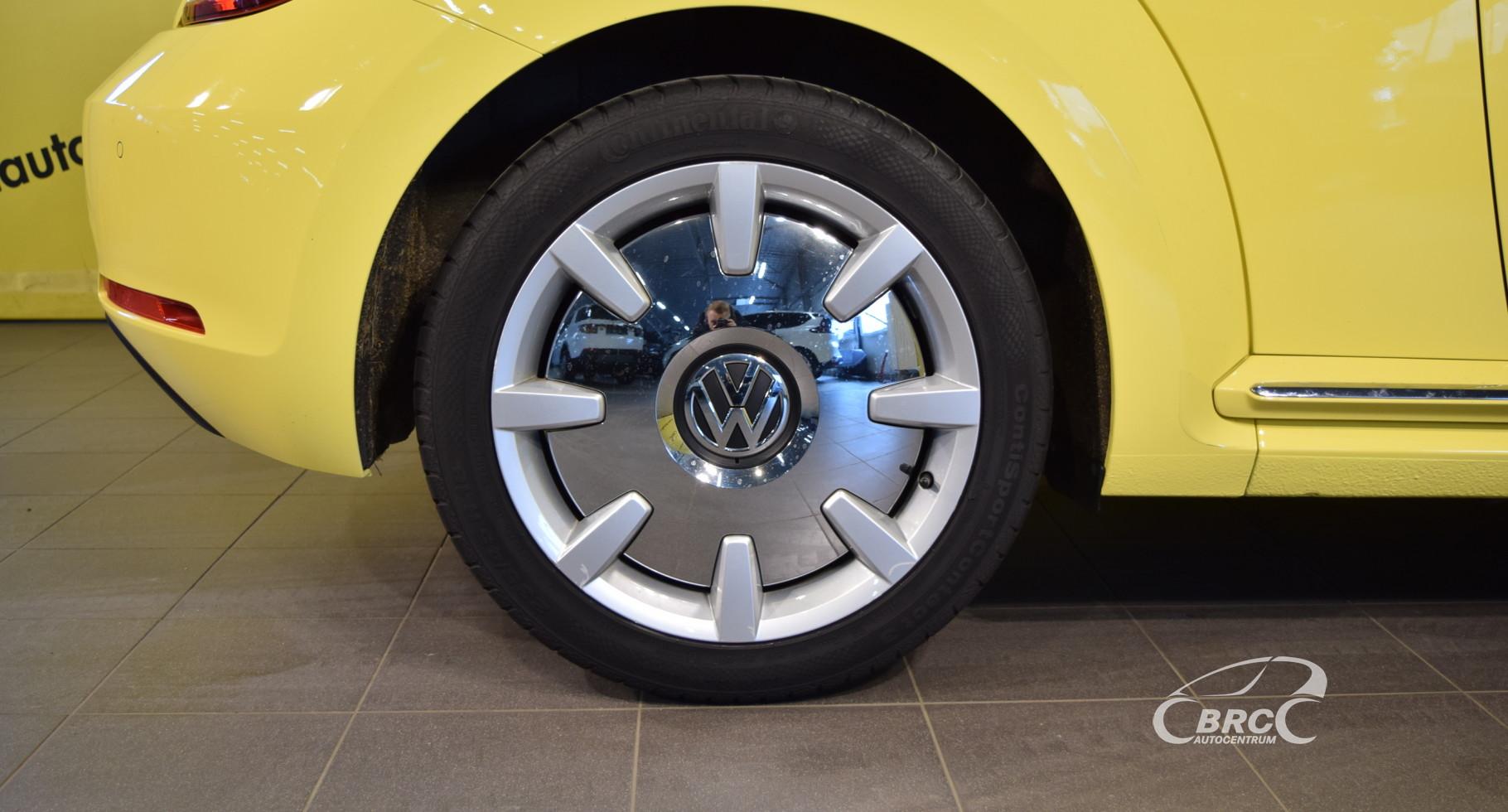 Volkswagen Beetle DSG