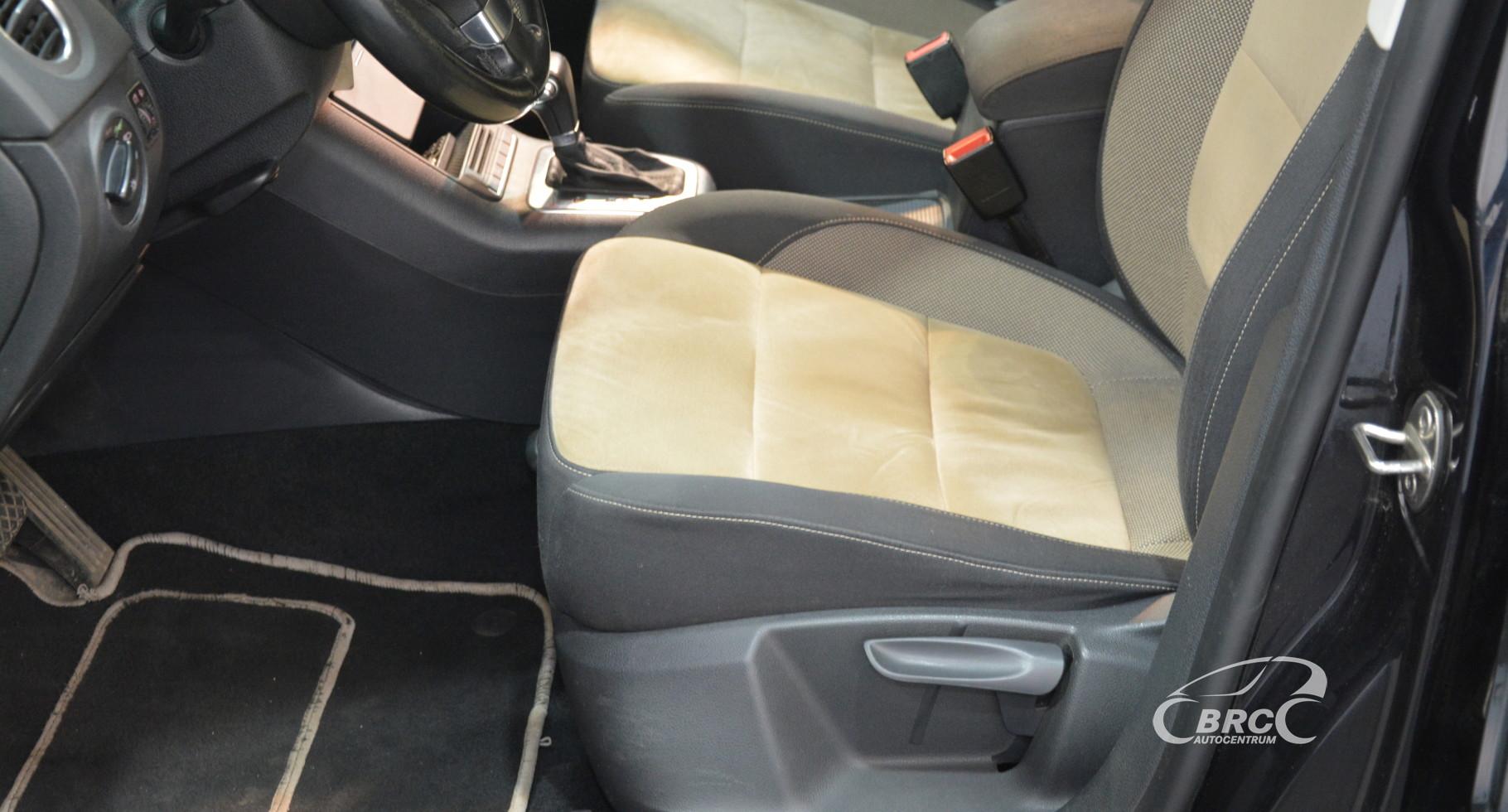 Volkswagen Tiguan 2.0TDI Exclusive Edition Automatas