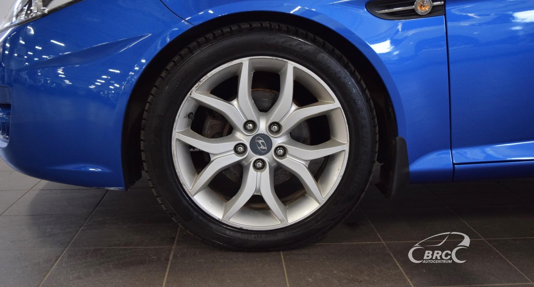 Hyundai Coupe FX V6