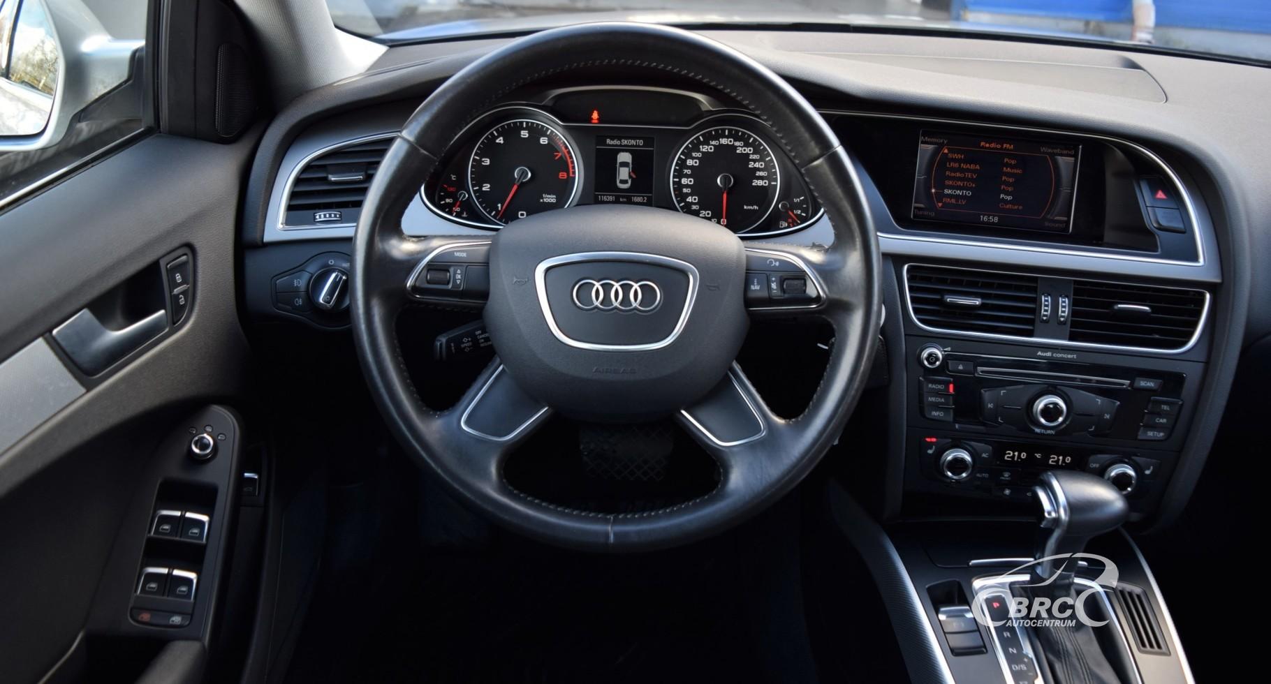 Audi A4 Limousine Quattro TFSi