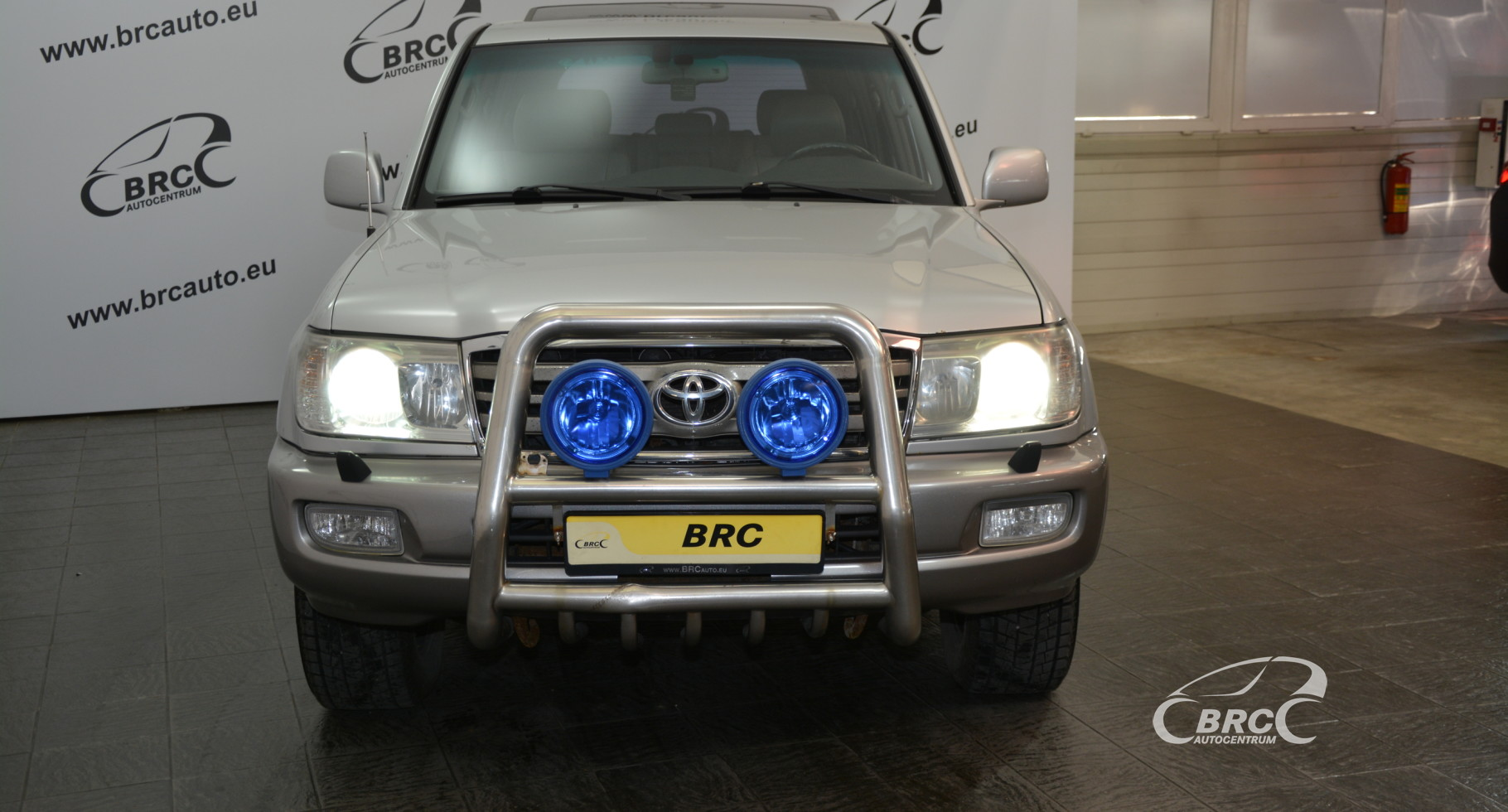 Toyota Land Cruiser 4.7 V8 Executive Automatas