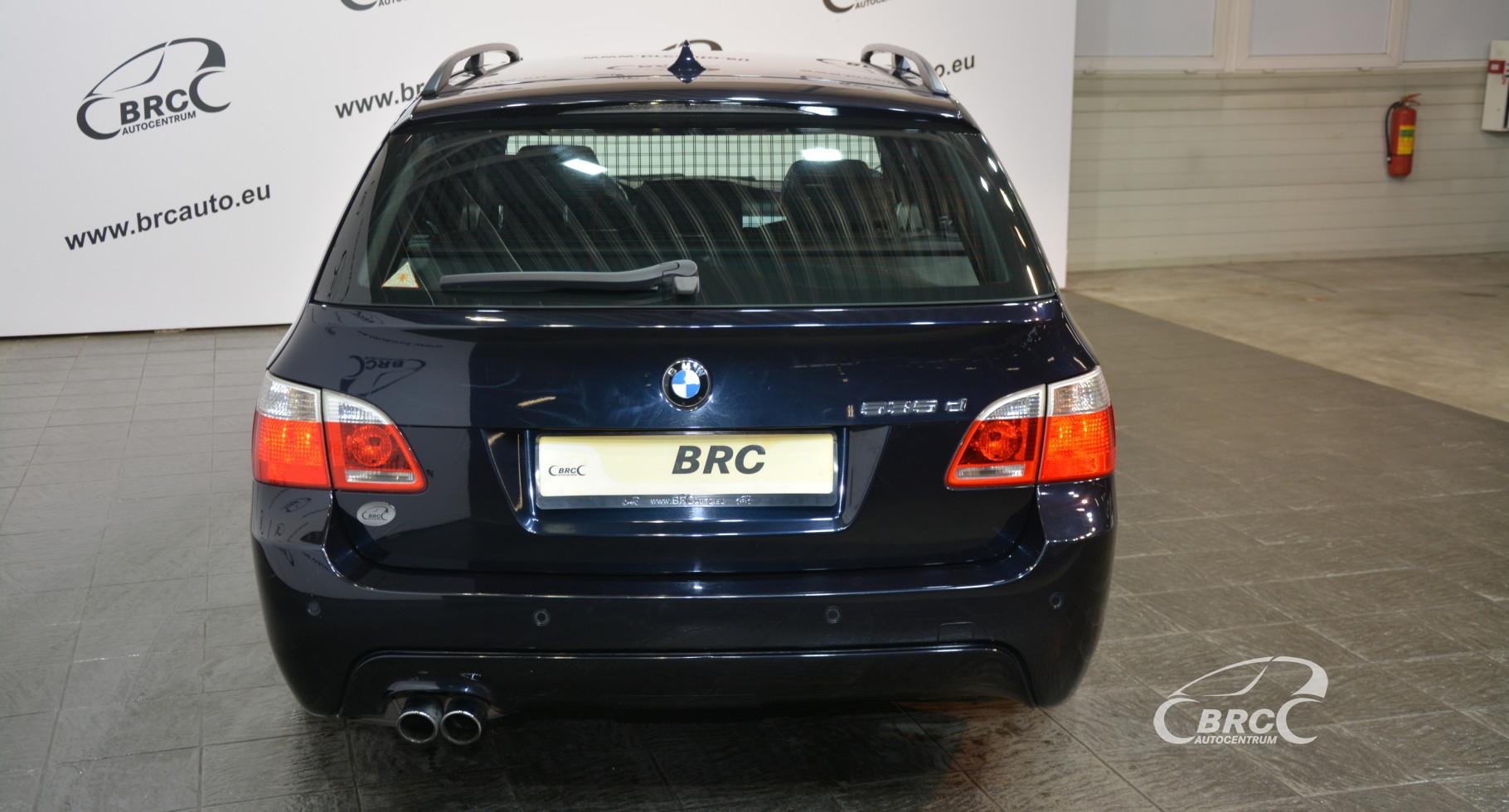 BMW 535 d M-paket Automatas
