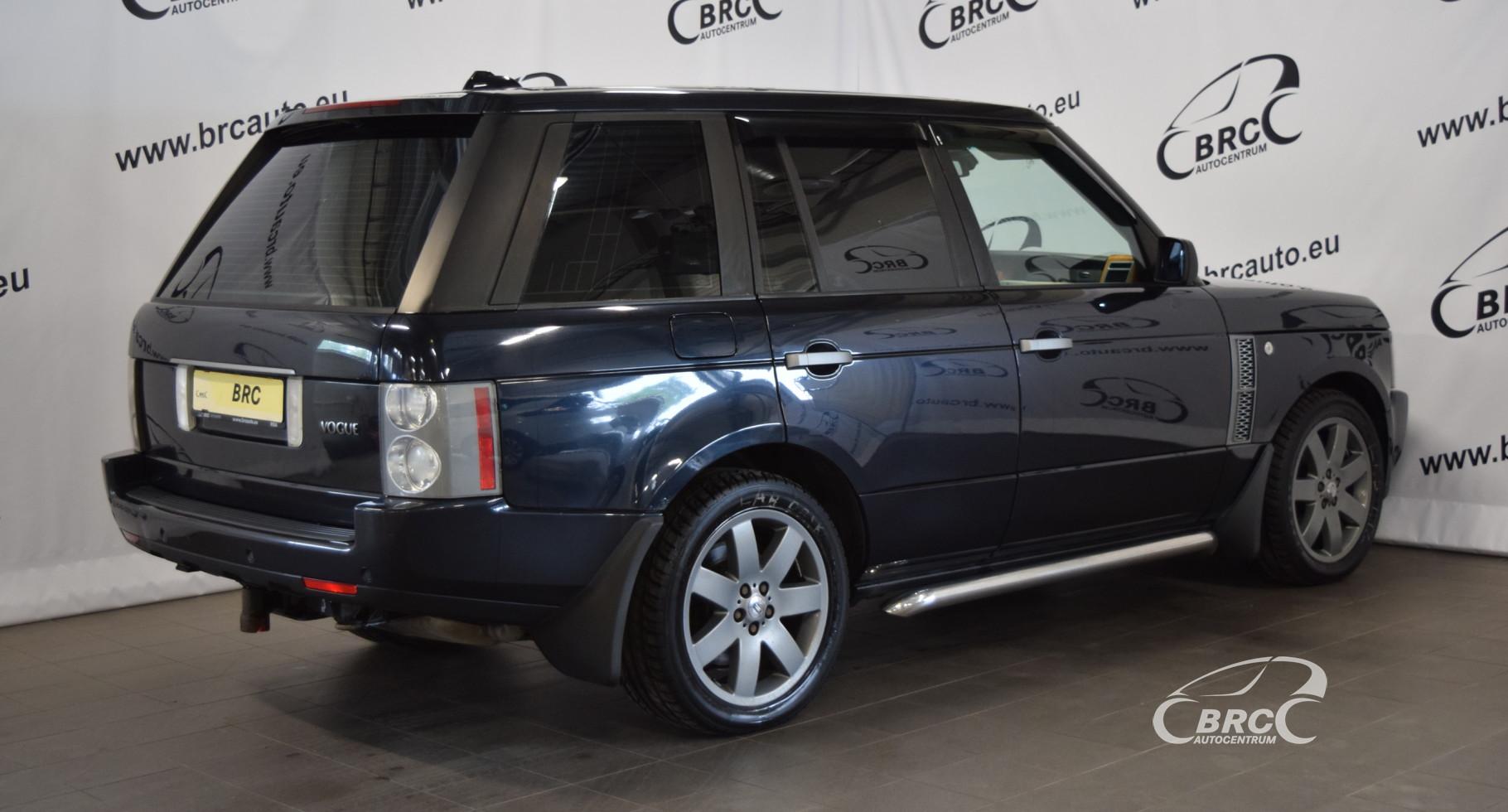 Land-Rover Range Rover Vogue