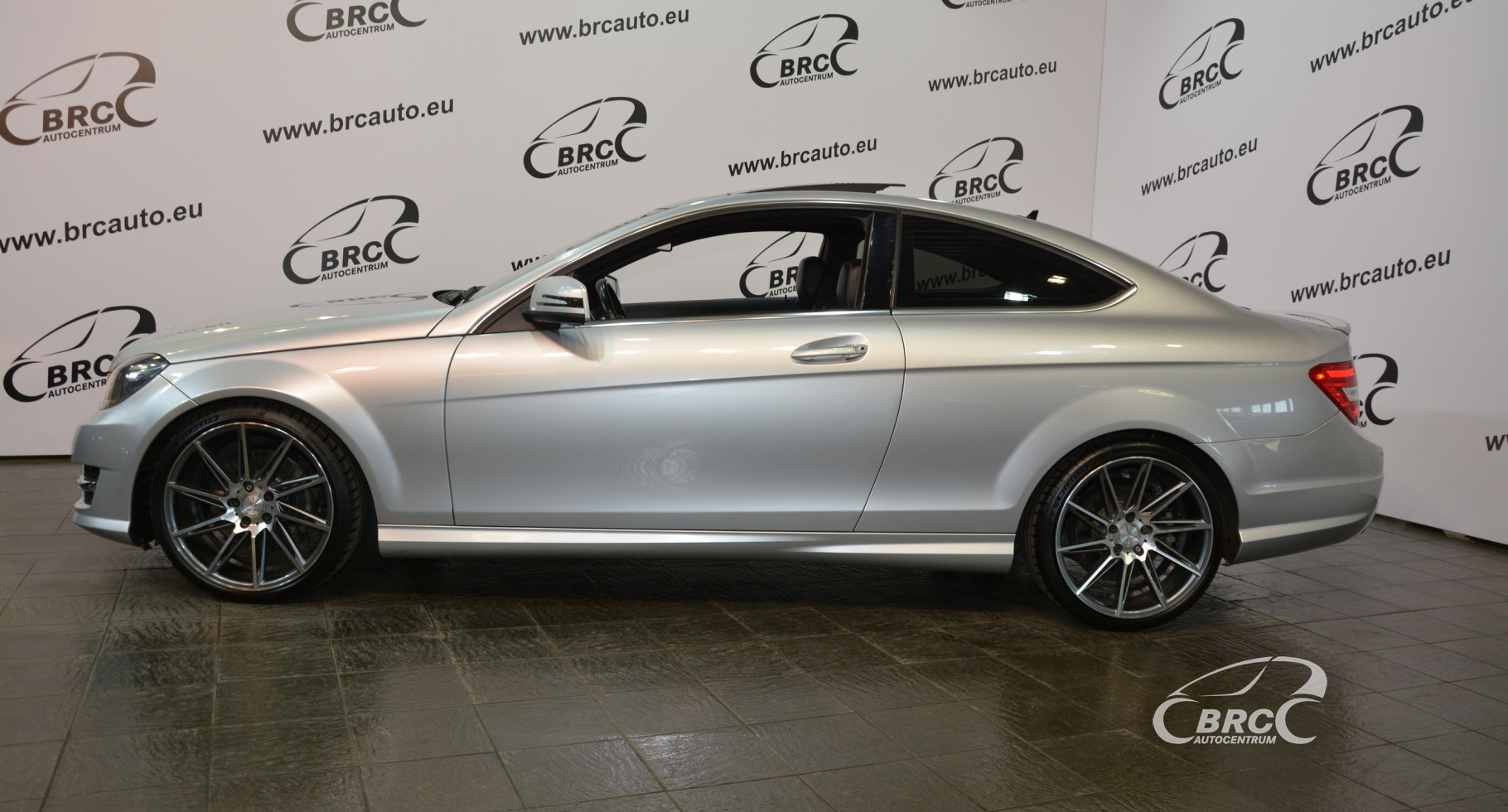 Mercedes-Benz C 350 4 Matic Coupe Automatas