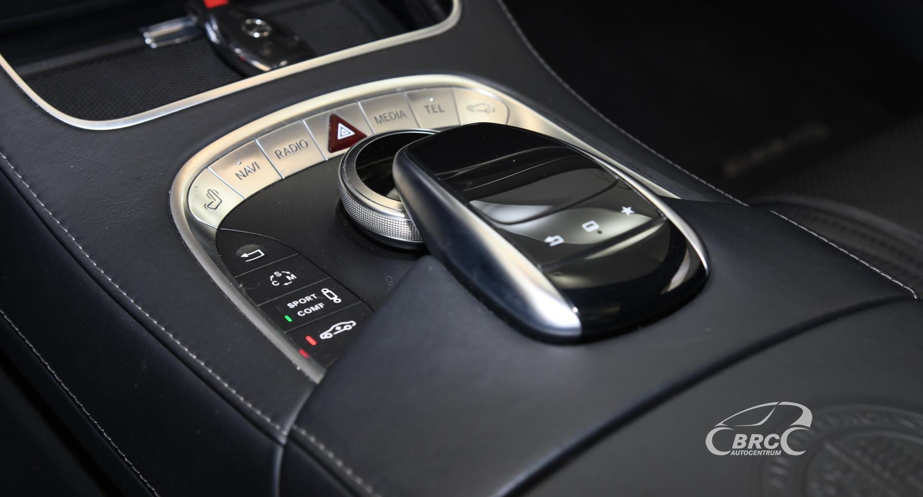 Mercedes-Benz S 63 AMG V8 BiTurbo Long Automatas