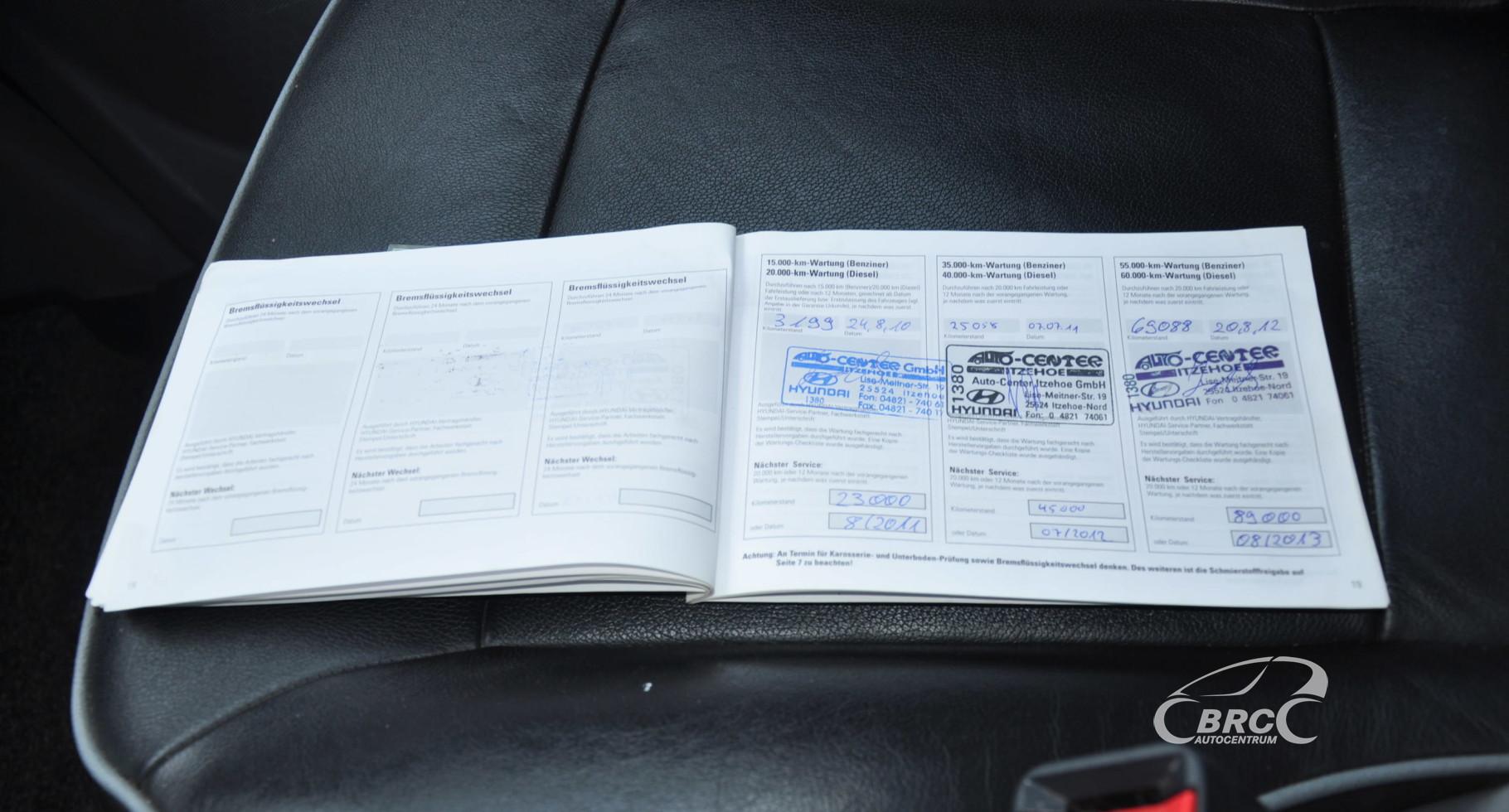 Hyundai H1 2.5 CRDi