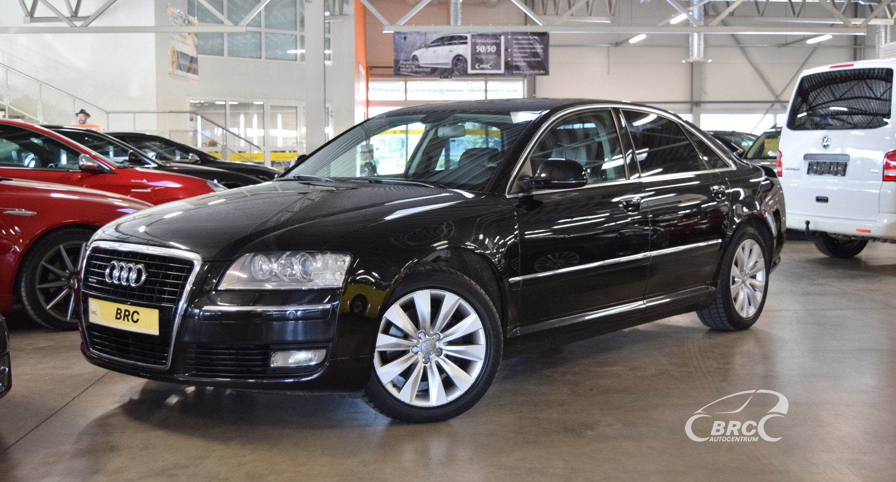 Audi A8 Quattro