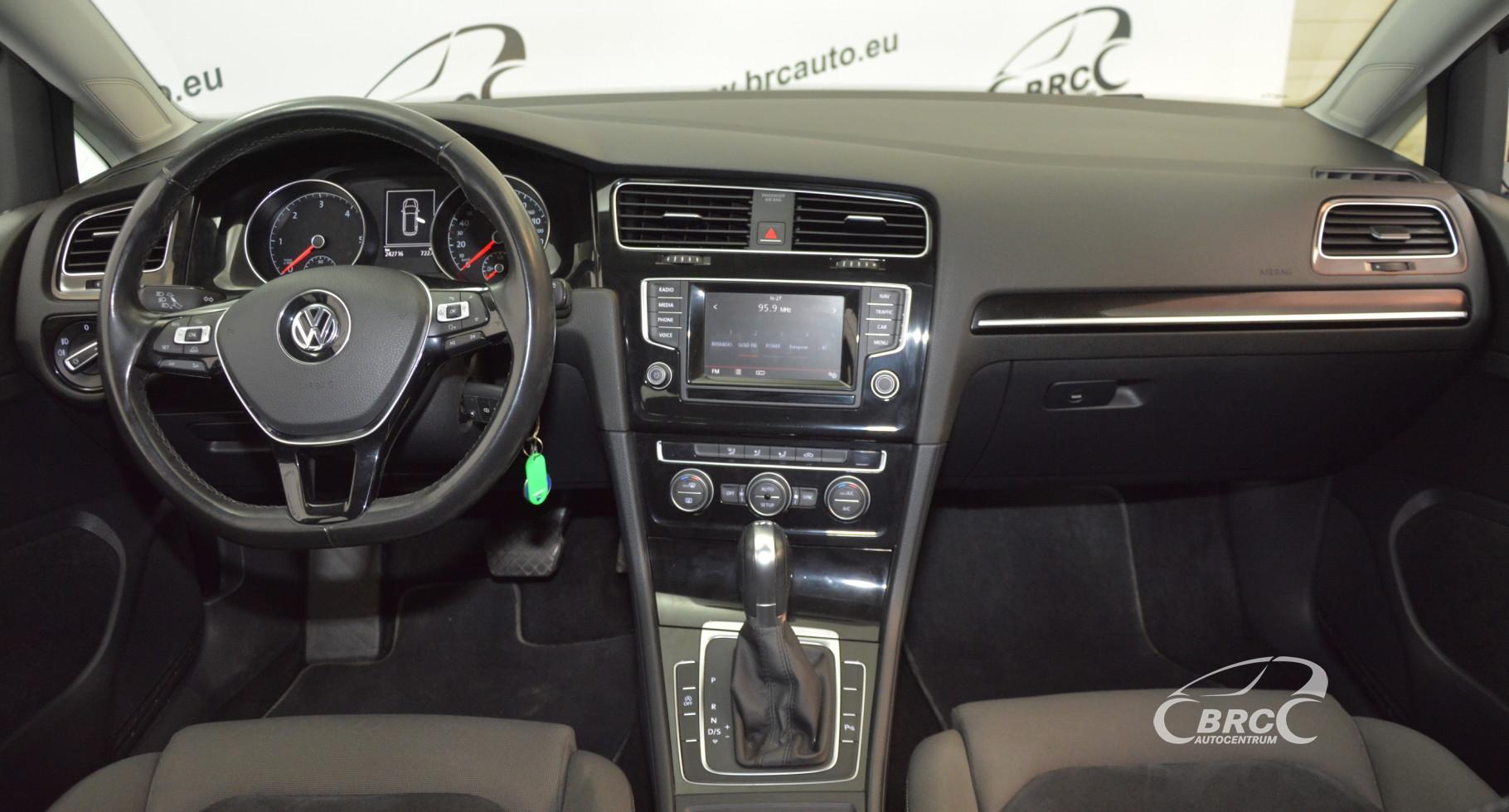 Volkswagen Golf 2.0 TDI Automatas