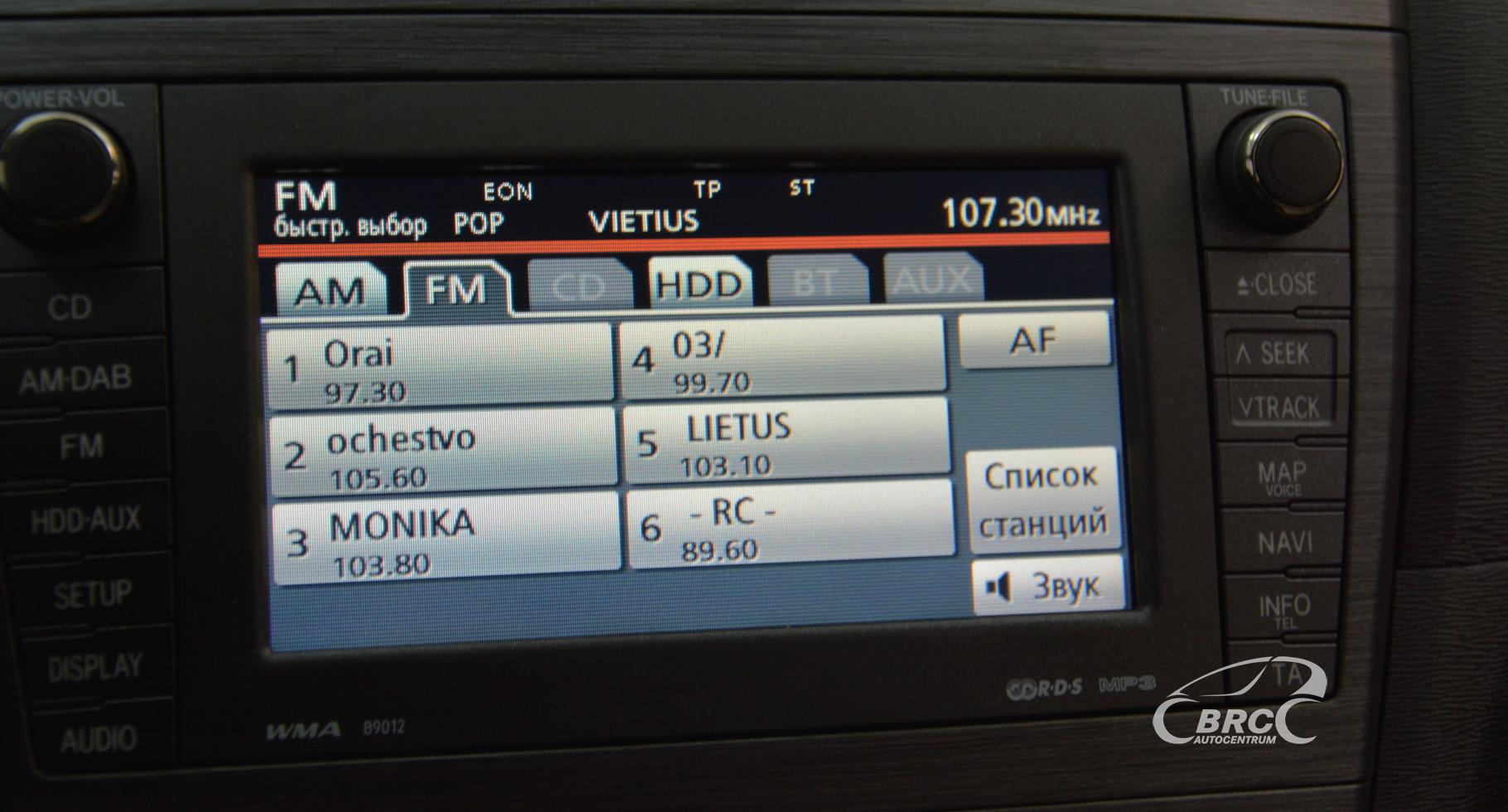 Toyota Avensis 2.0VVT-i Premium Automatas