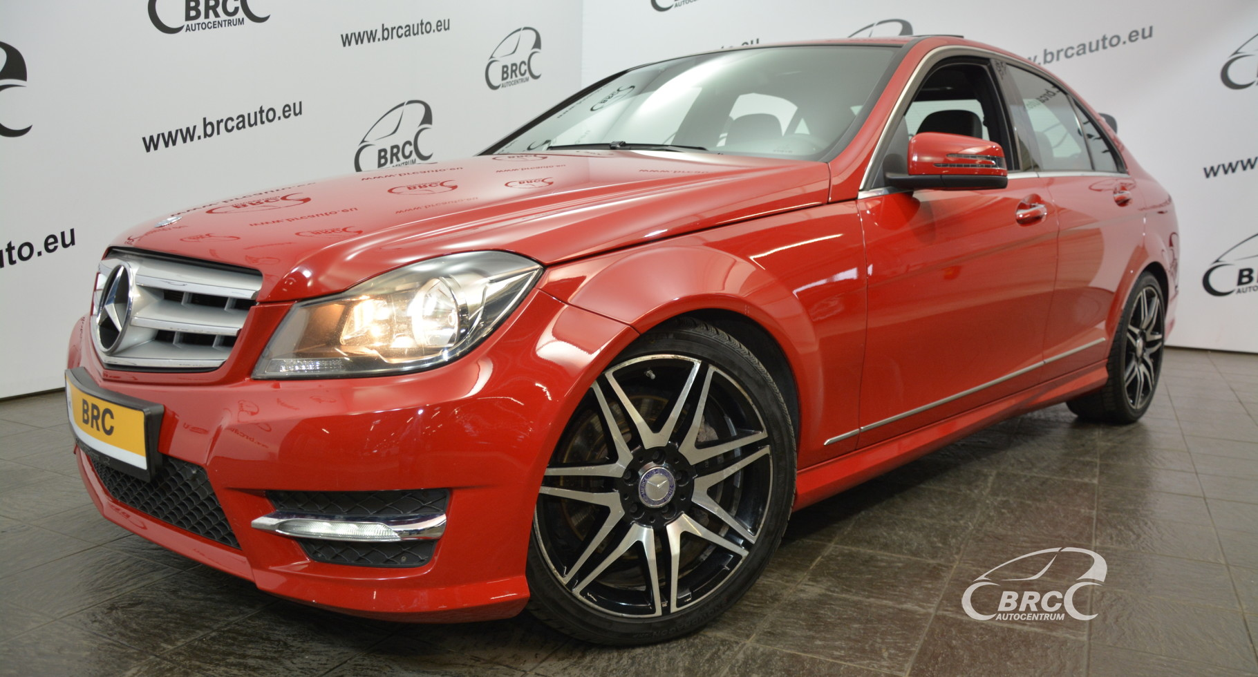 Mercedes-Benz C 300 4 Matic Automatas
