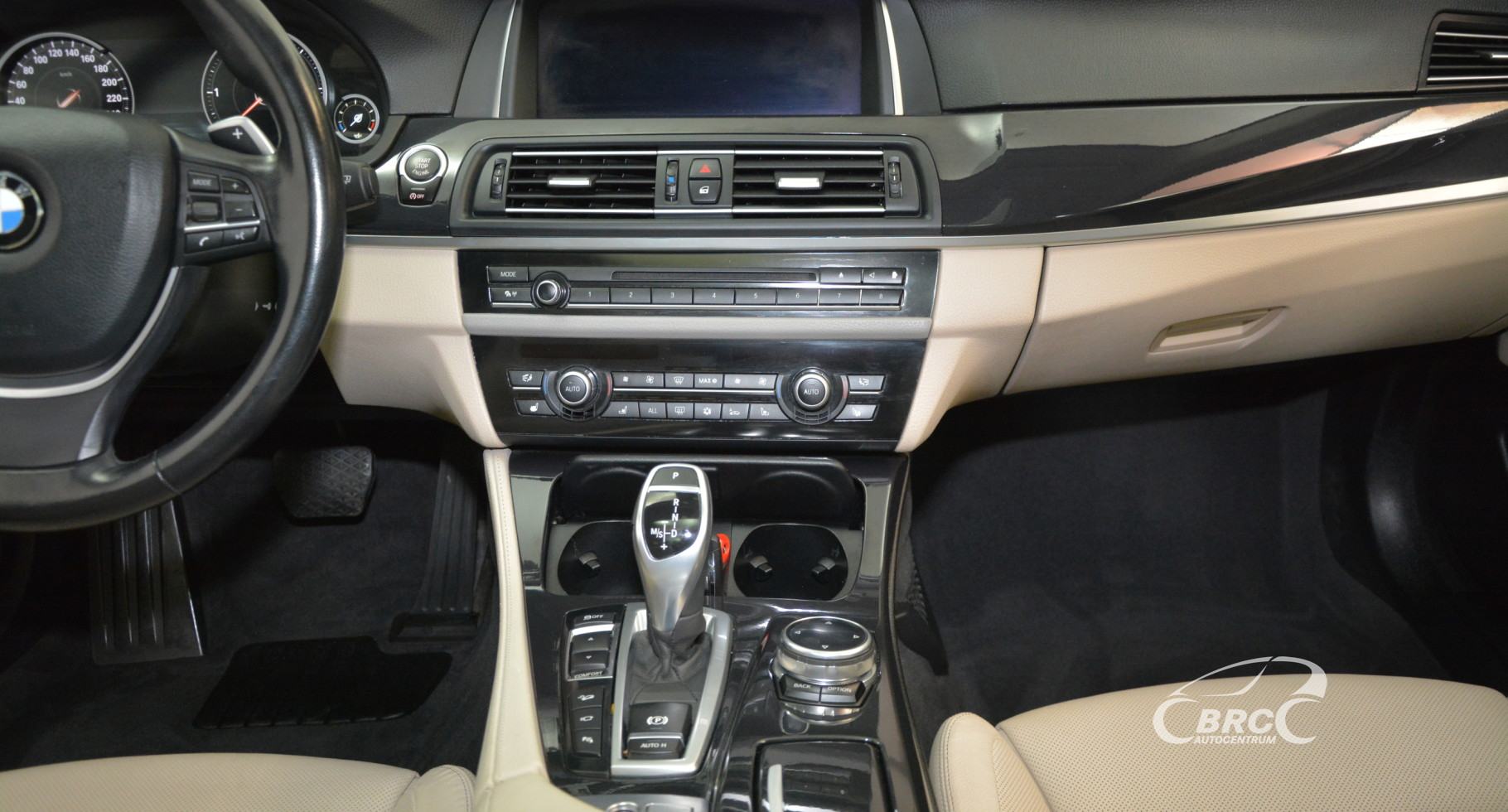 BMW 525 d Luxury Line xDrive
