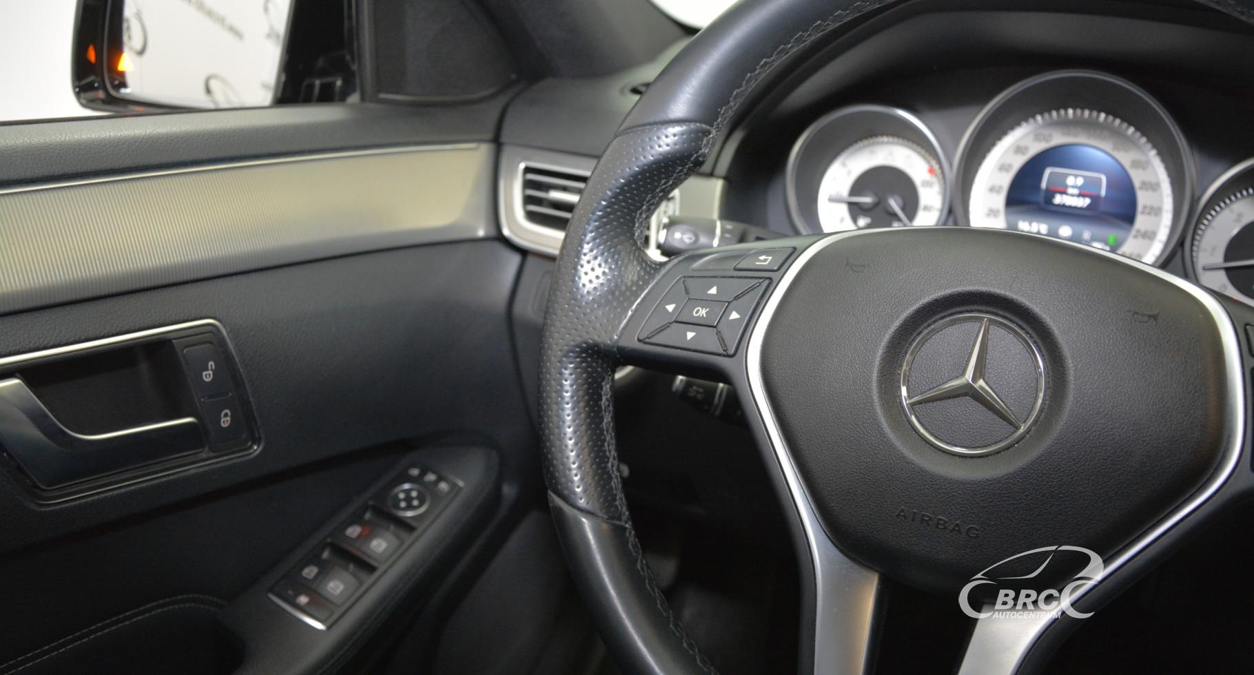Mercedes-Benz E 350 T CDI 4 Matic Automatas