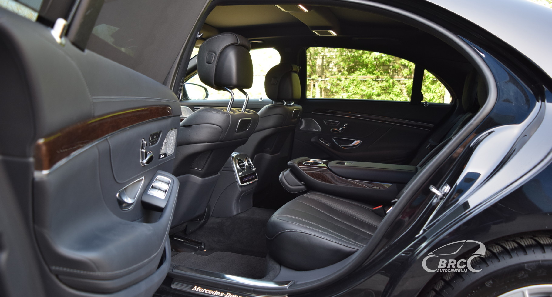 Mercedes-Benz S 350 L Facelift model