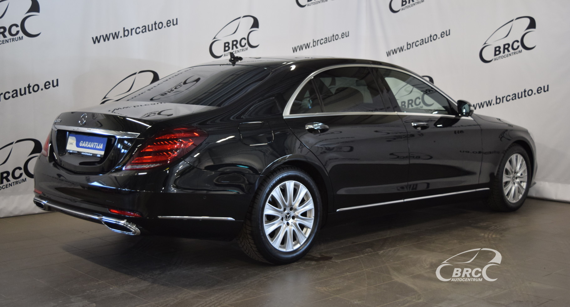 Mercedes-Benz S 350 L Facelift model