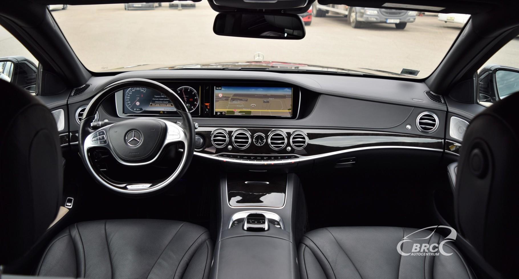 Mercedes-Benz S 350 Bluetec 4Matic