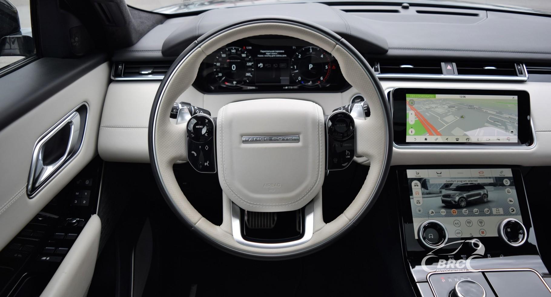 Land-Rover Range Rover Velar R Dynamic D300 HSE First Edition
