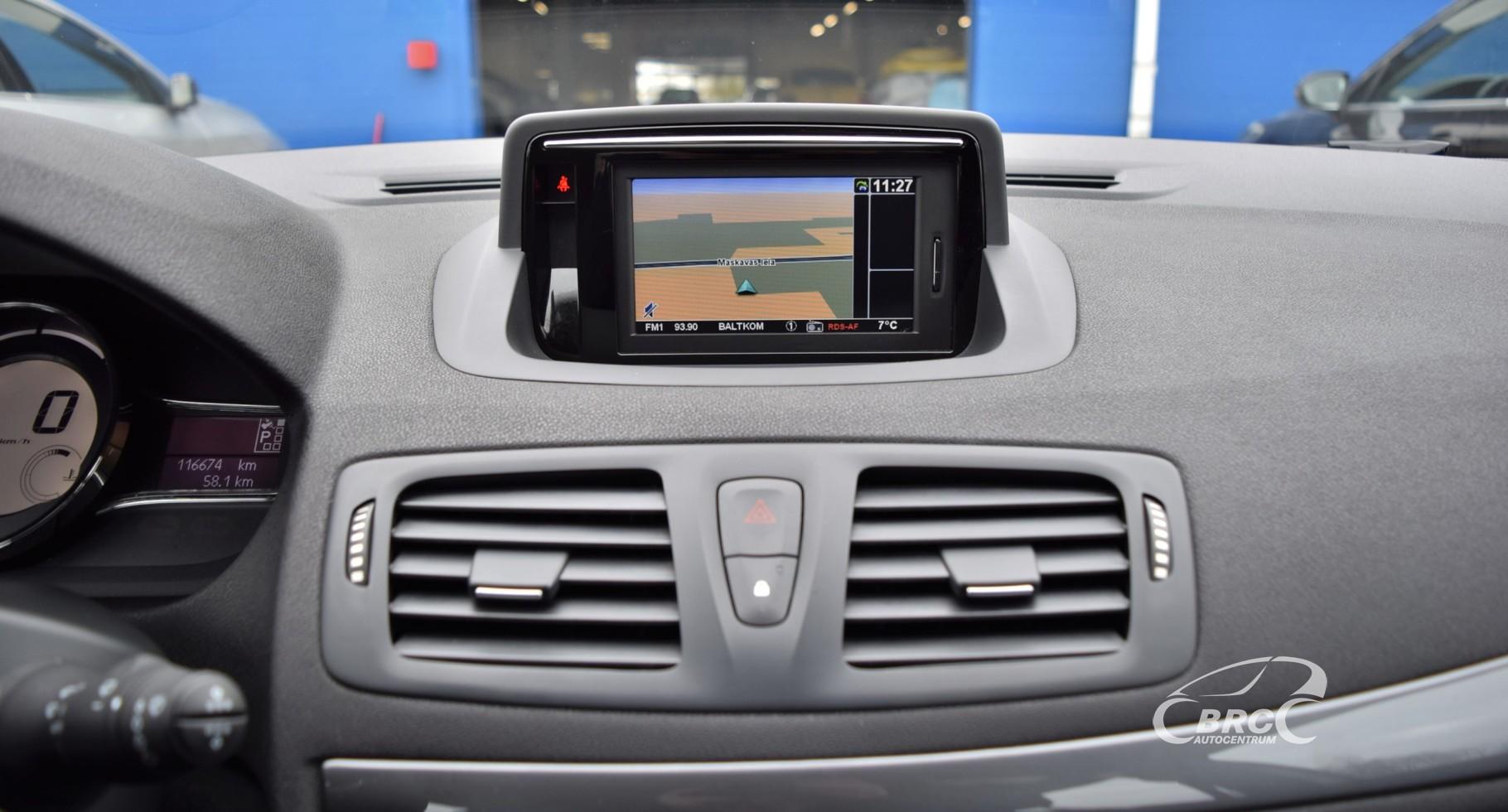 Renault Megane Limited