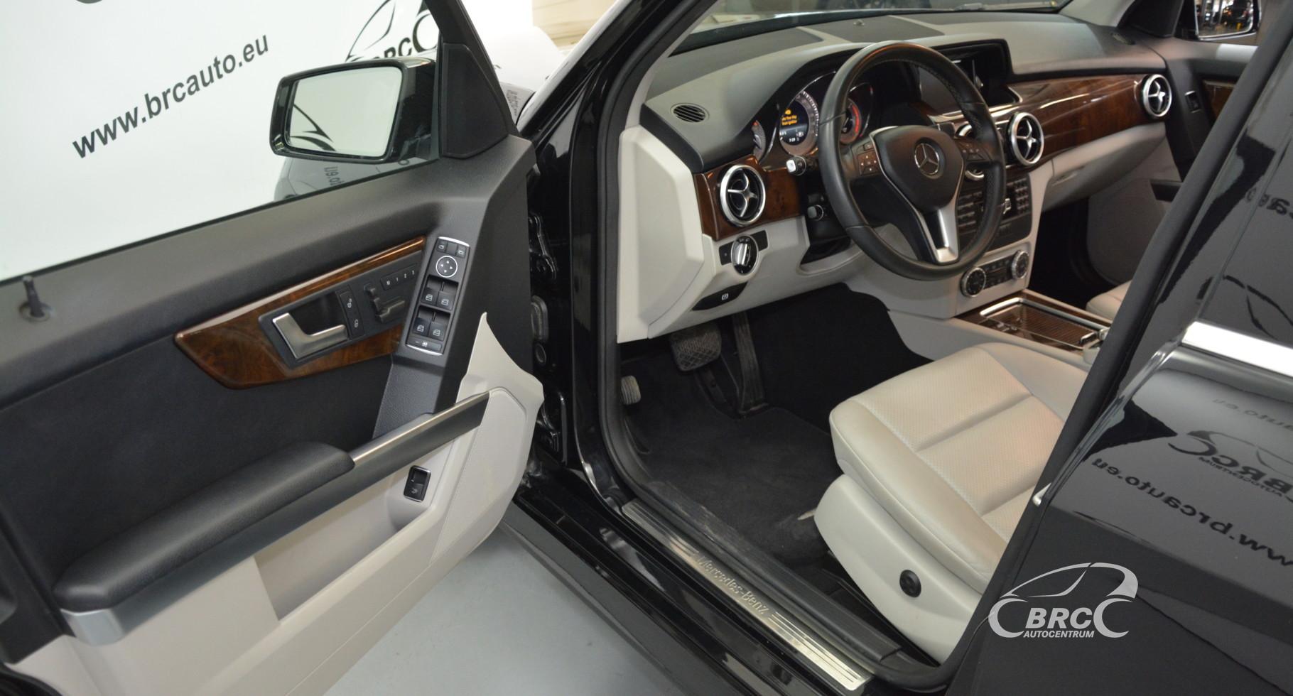 Mercedes-Benz GLK 250 4matic Automatas