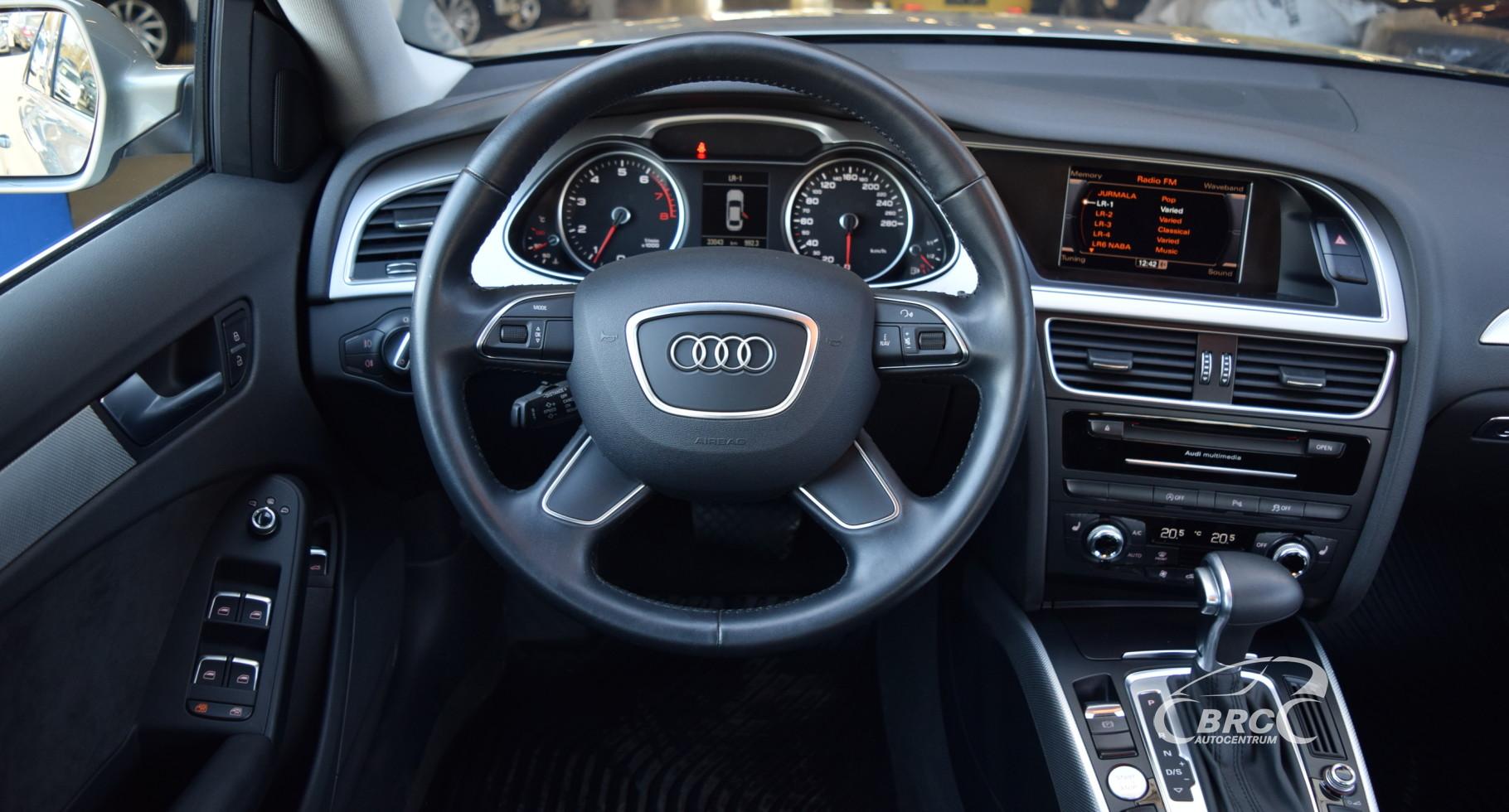 Audi A4 Limousine TFSi