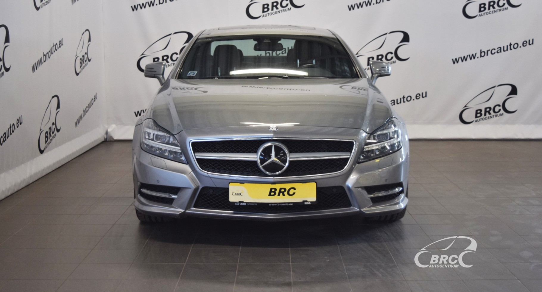 Mercedes-Benz CLS 500 Blue Efficiency