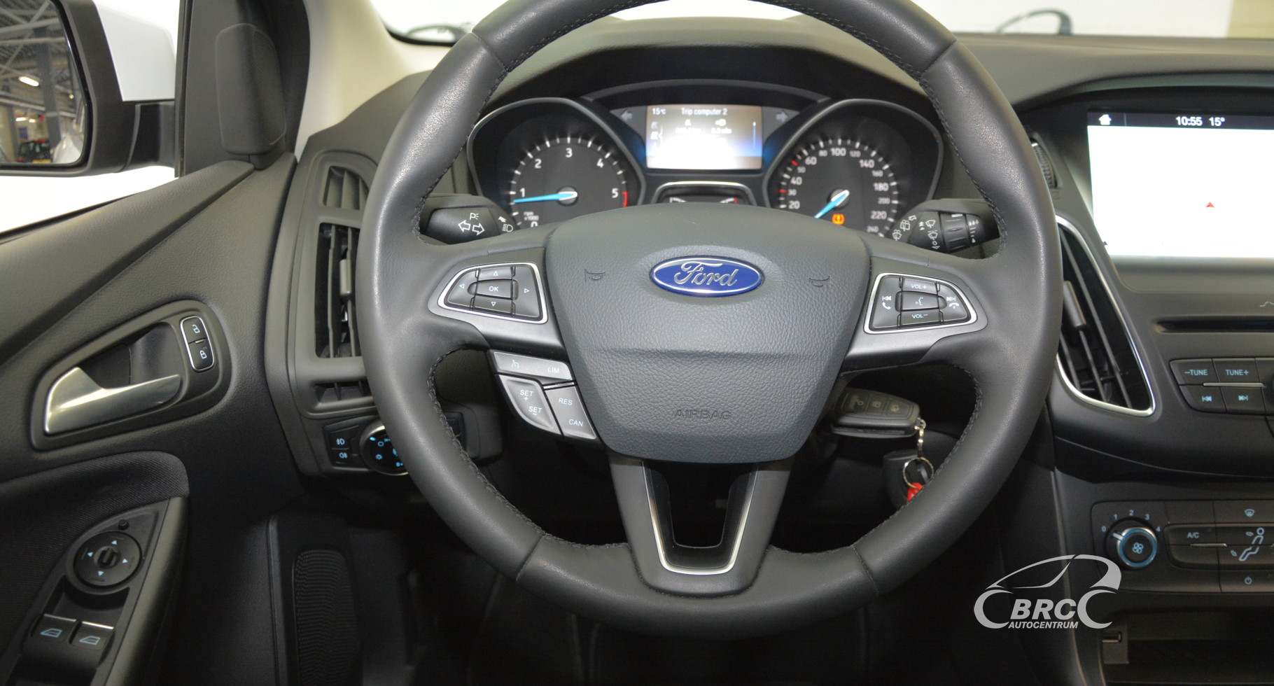 Ford Focus 1.5 TDCi ECOnetic Business