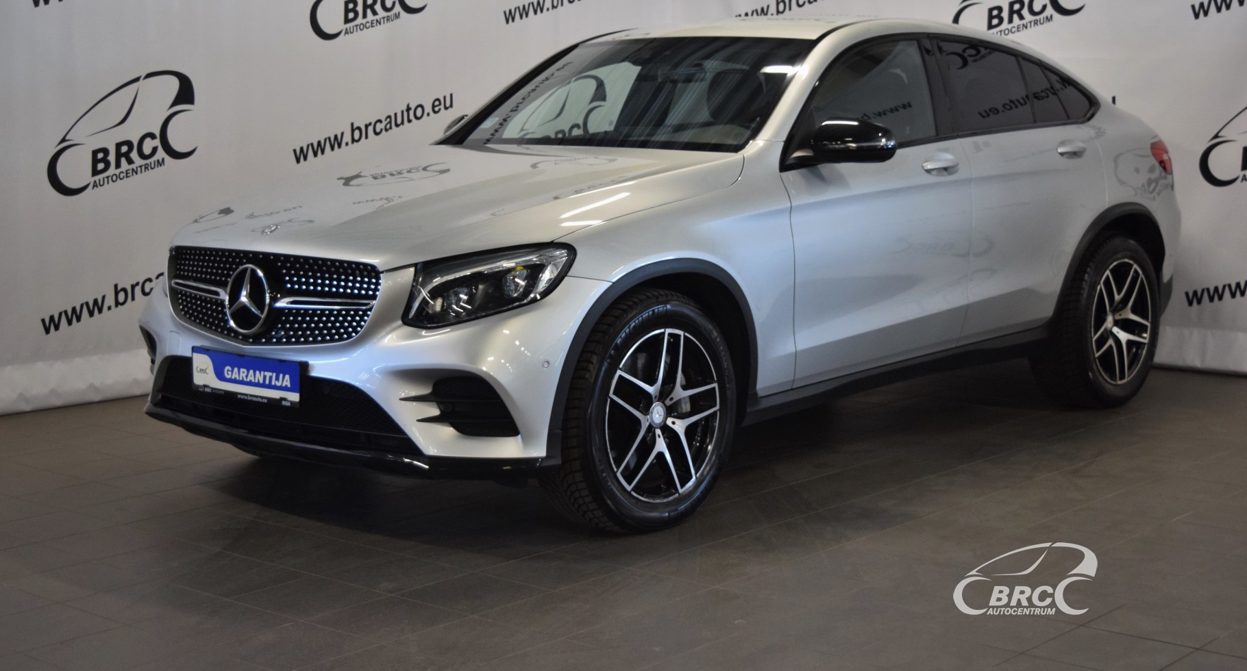 Mercedes-Benz GLC Coupe 220d 4matic