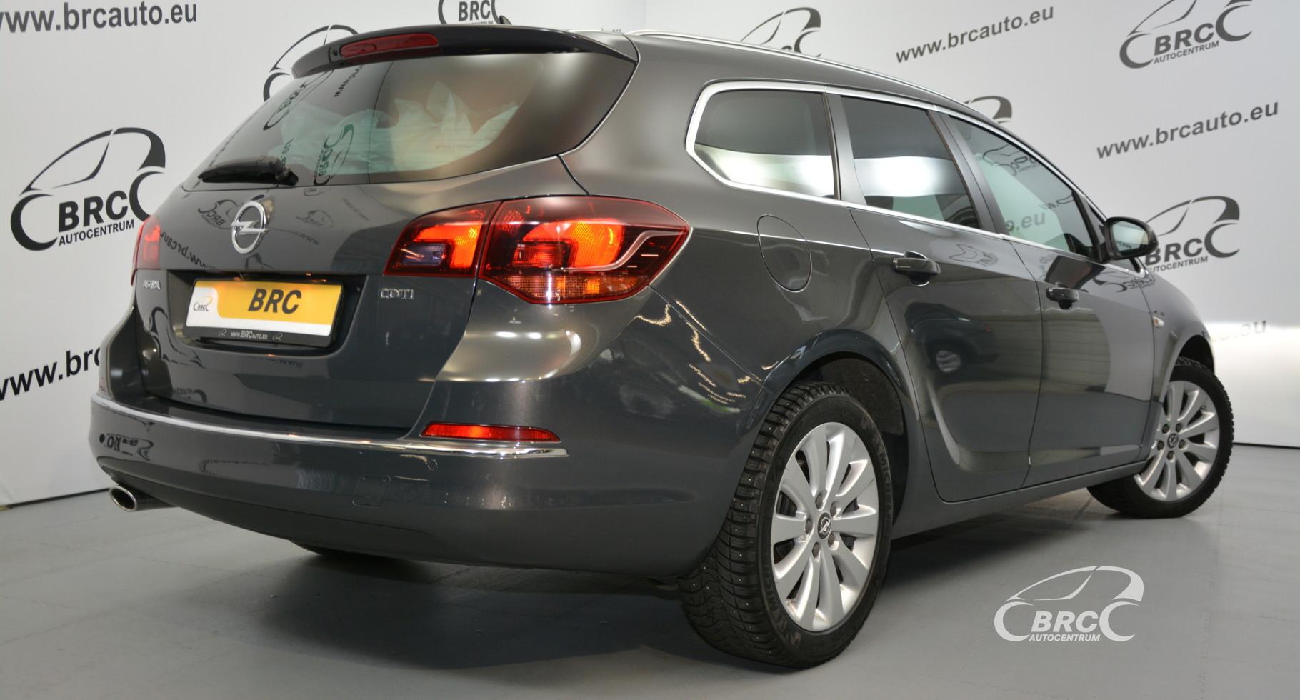 Opel Astra 2.0 CDTi Caravan