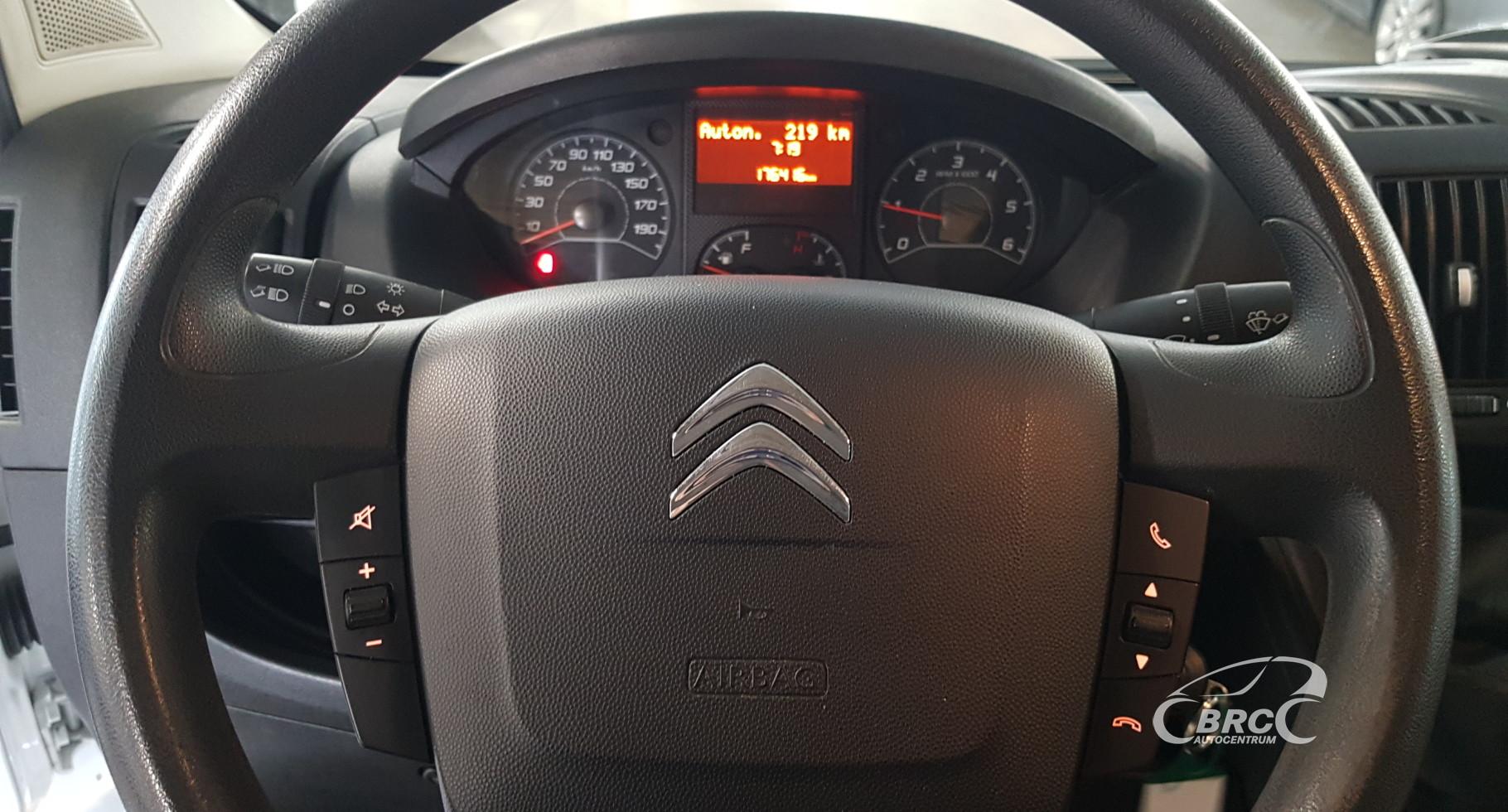 Citroen Jumper L3H3 Maxi