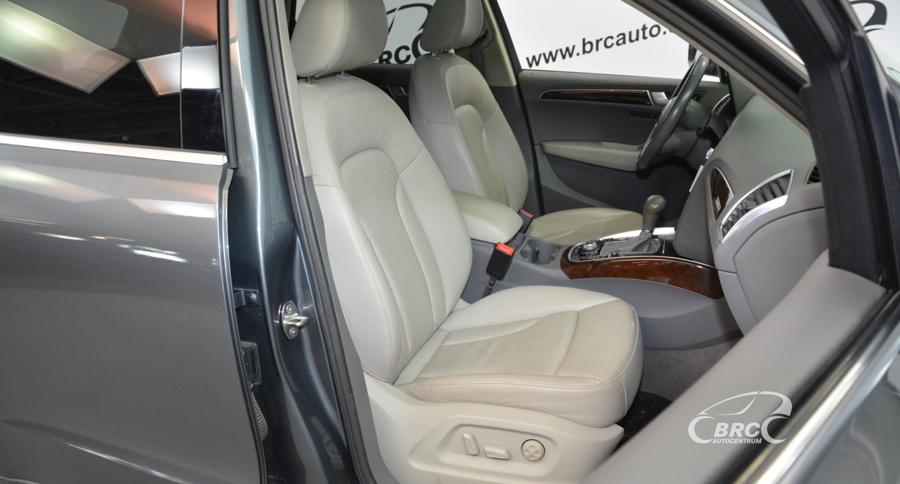 Audi Q5 3.2 FSI Quattro
